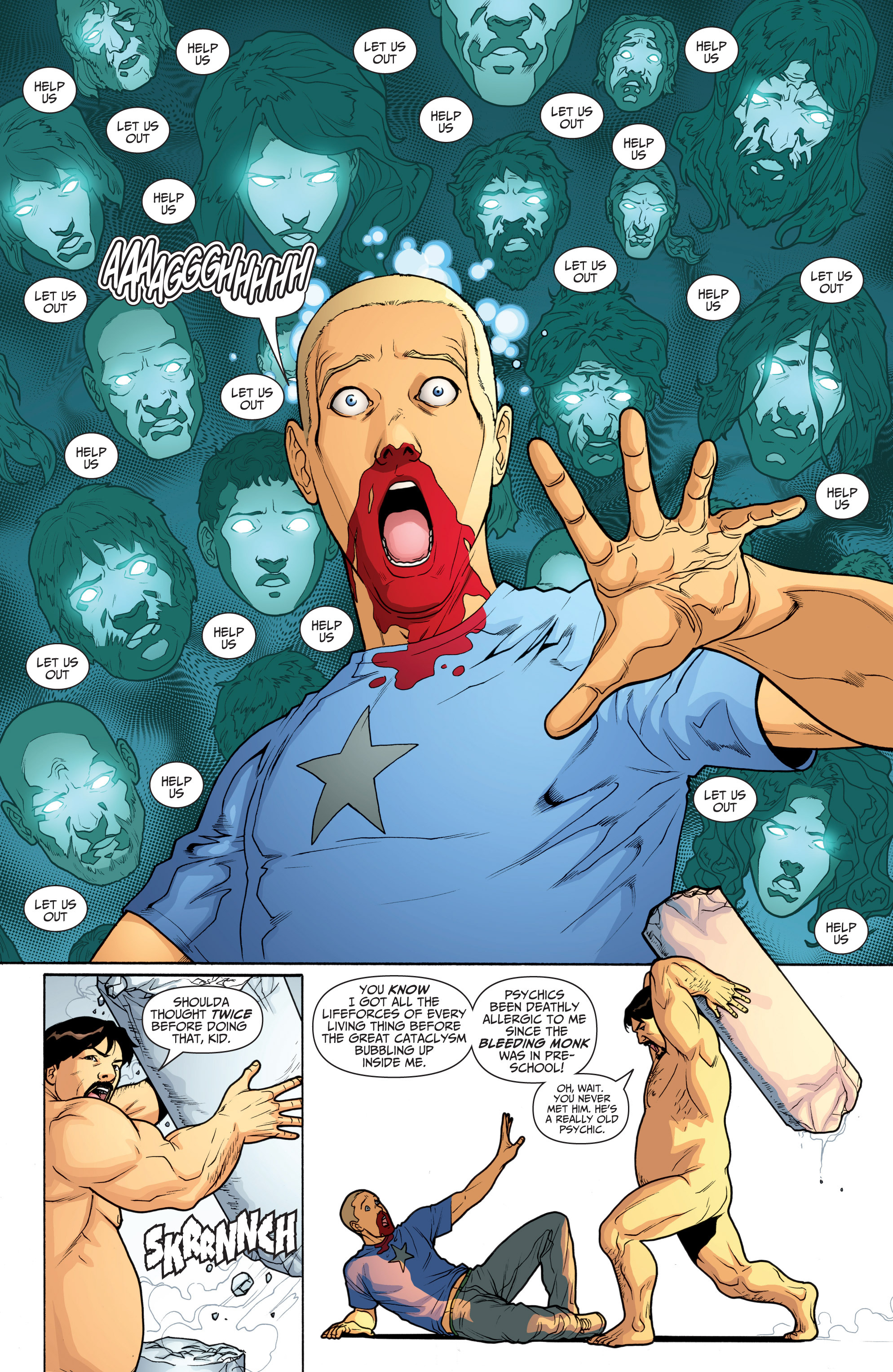 Read online Archer and Armstrong comic -  Issue #Archer and Armstrong _TPB 6 - 70
