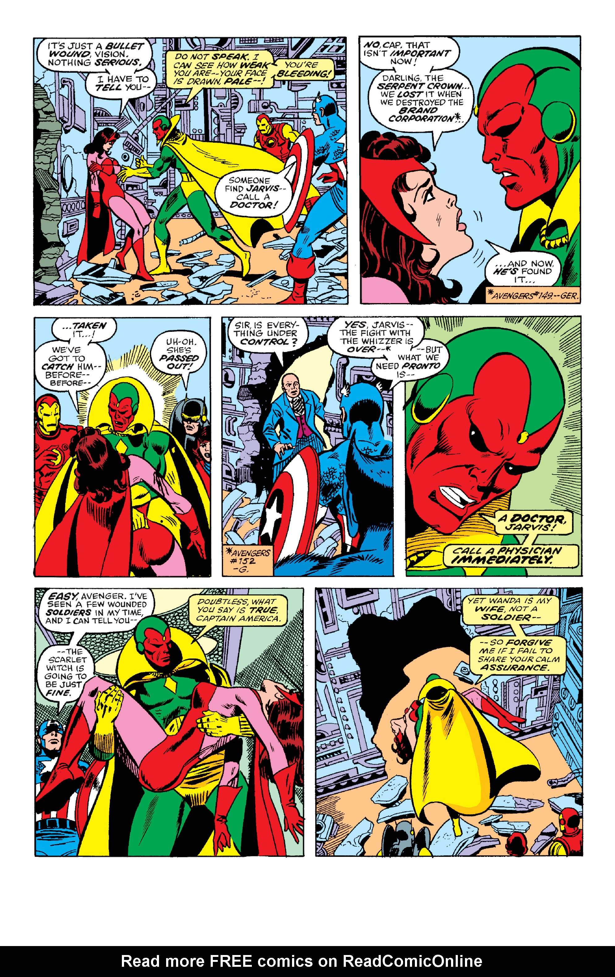The Avengers (1963) _Annual_6 Page 2