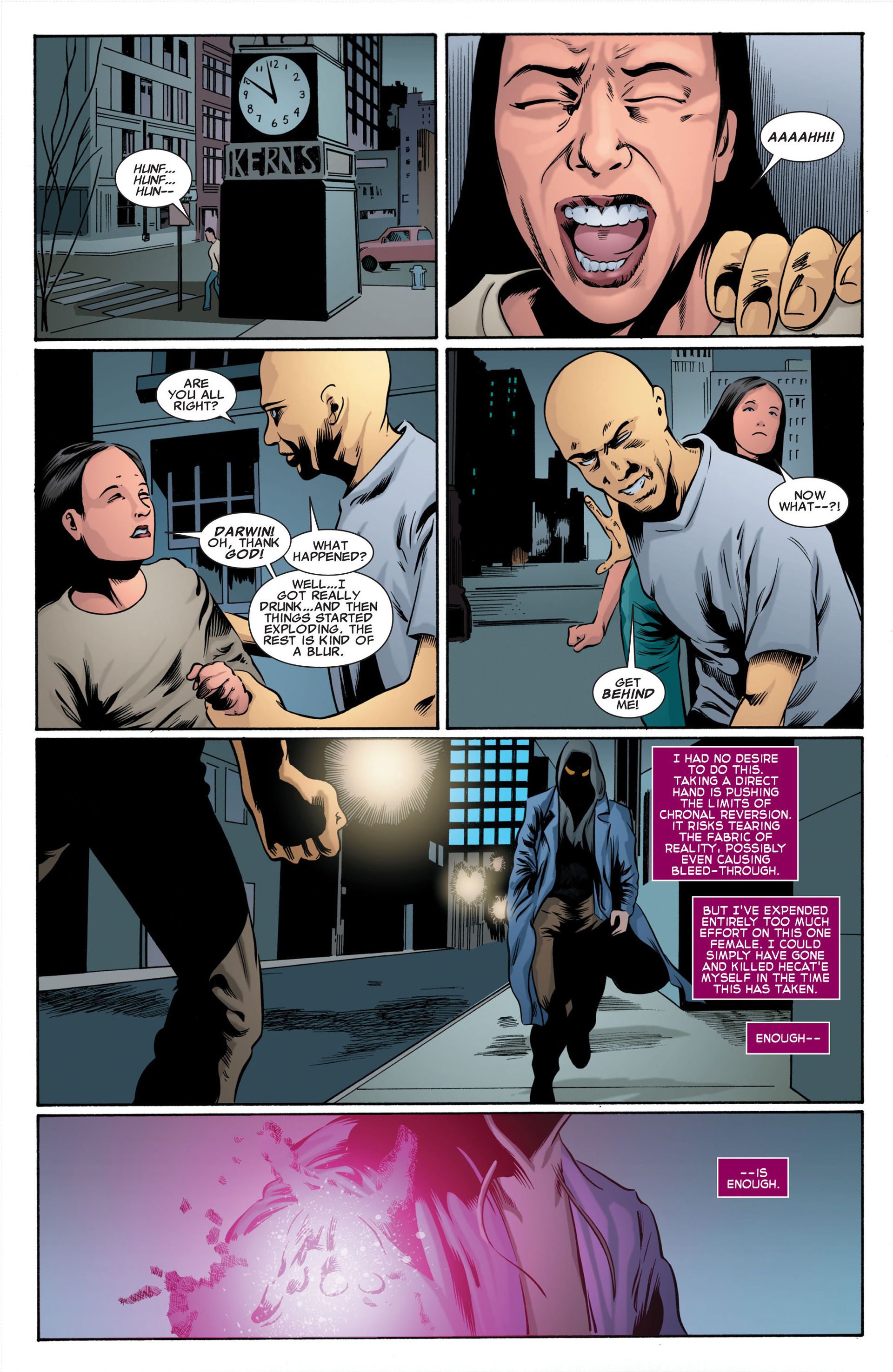 Read online X-Factor (2006) comic -  Issue #48 - 21