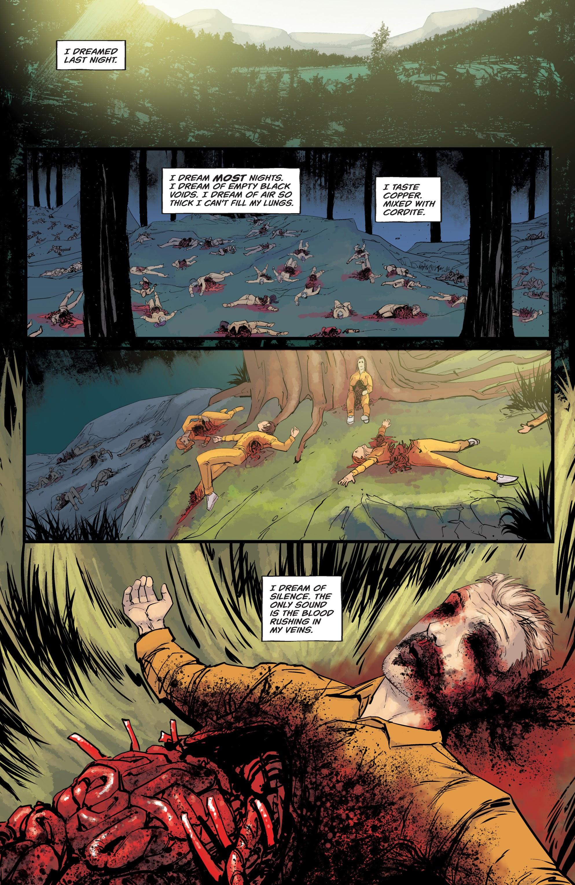 Read online Aliens: Resistance comic -  Issue # _TPB - 73