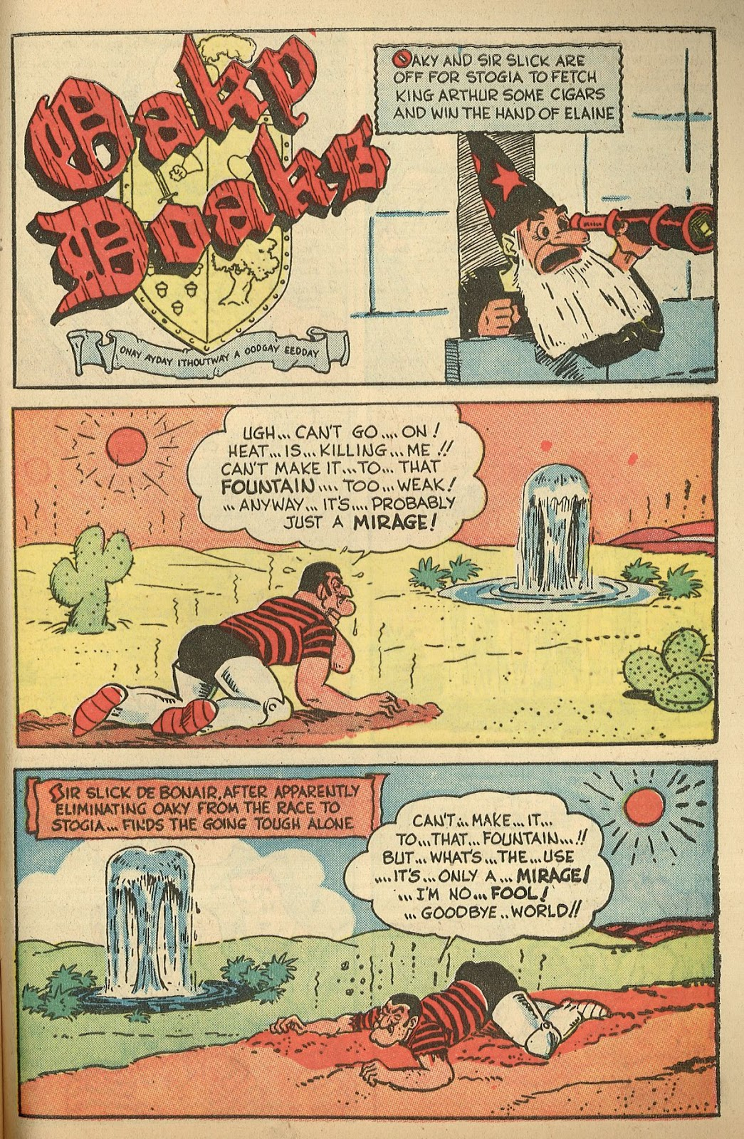 Read online Famous Funnies comic -  Issue #148 - 43