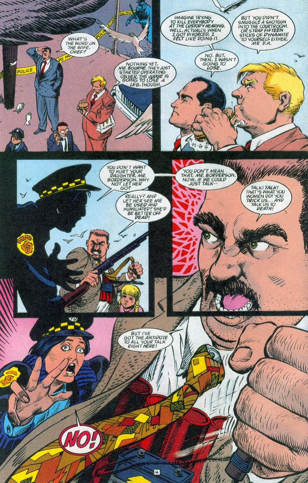 Hawkman (1993) Issue #24 #27 - English 6