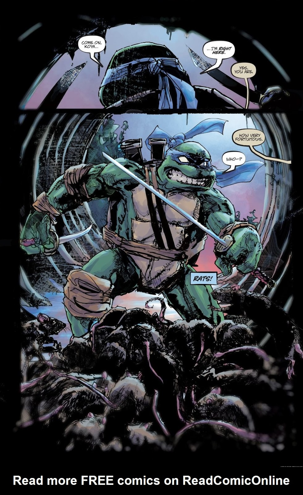Read online Teenage Mutant Ninja Turtles: The IDW Collection comic -  Issue # TPB 8 (Part 3) - 12