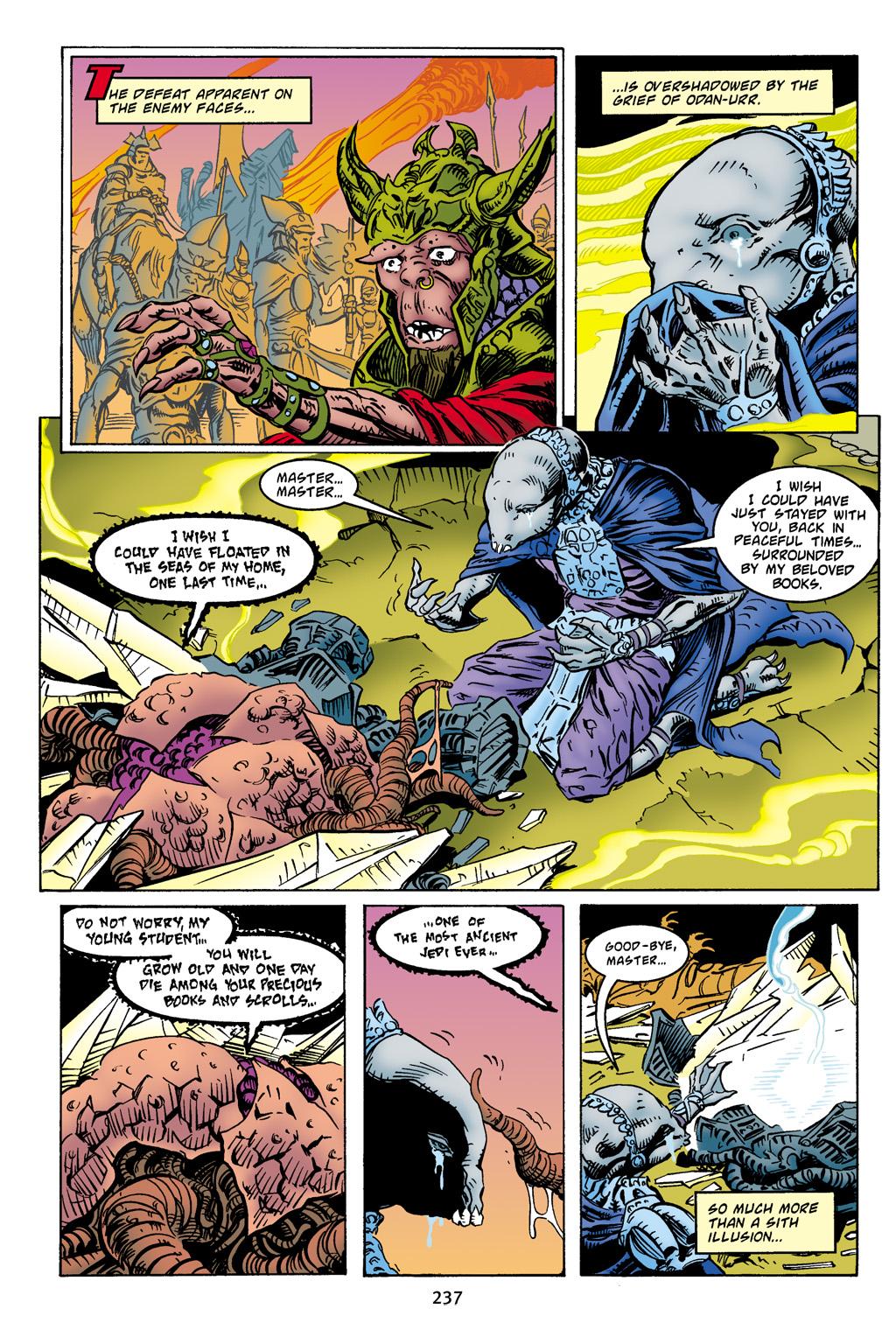 Read online Star Wars Omnibus comic -  Issue # Vol. 4 - 227