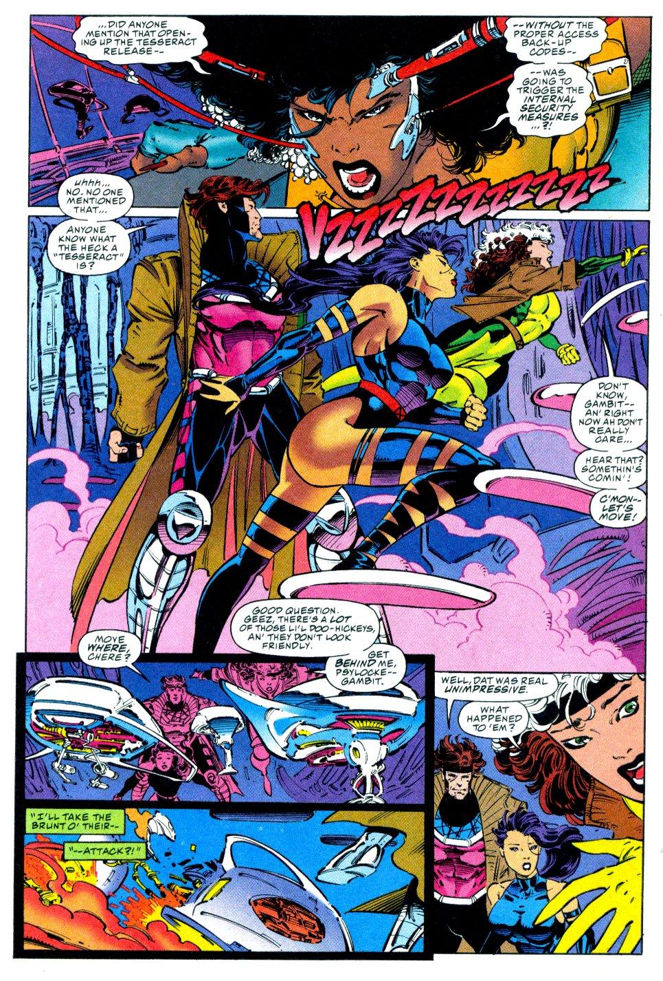 X-Men (1991) 34 Page 11