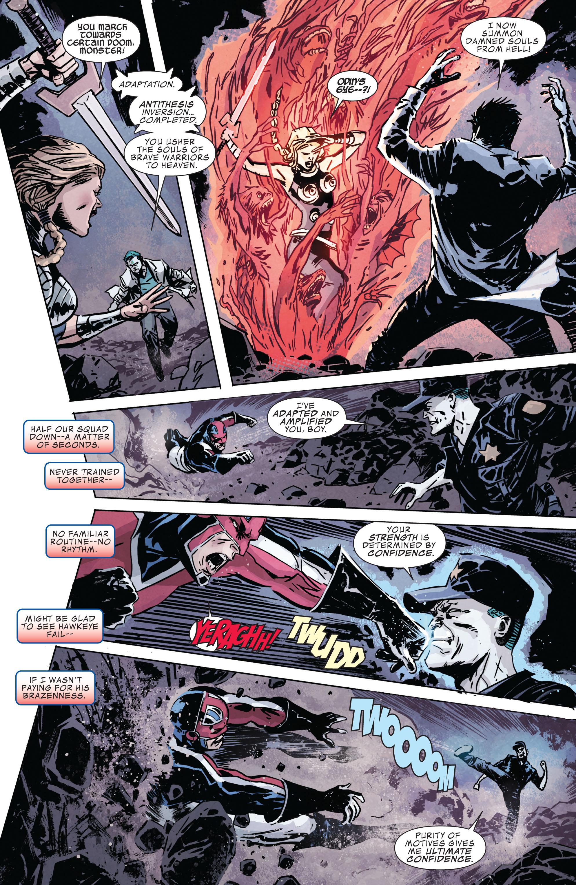 Read online Secret Avengers (2010) comic -  Issue #22 - 17