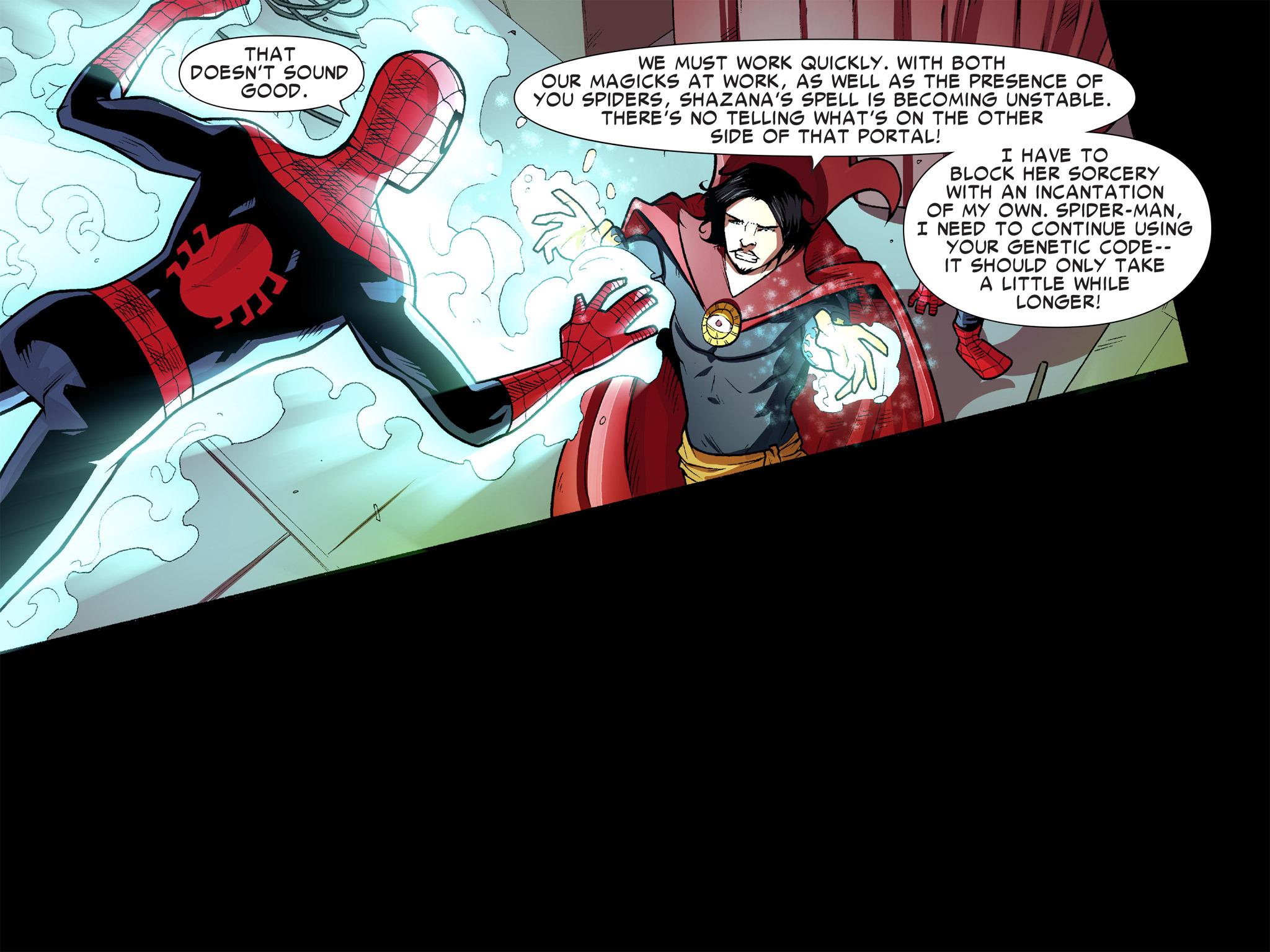Read online Ultimate Spider-Man (Infinite Comics) (2016) comic -  Issue #9 - 34