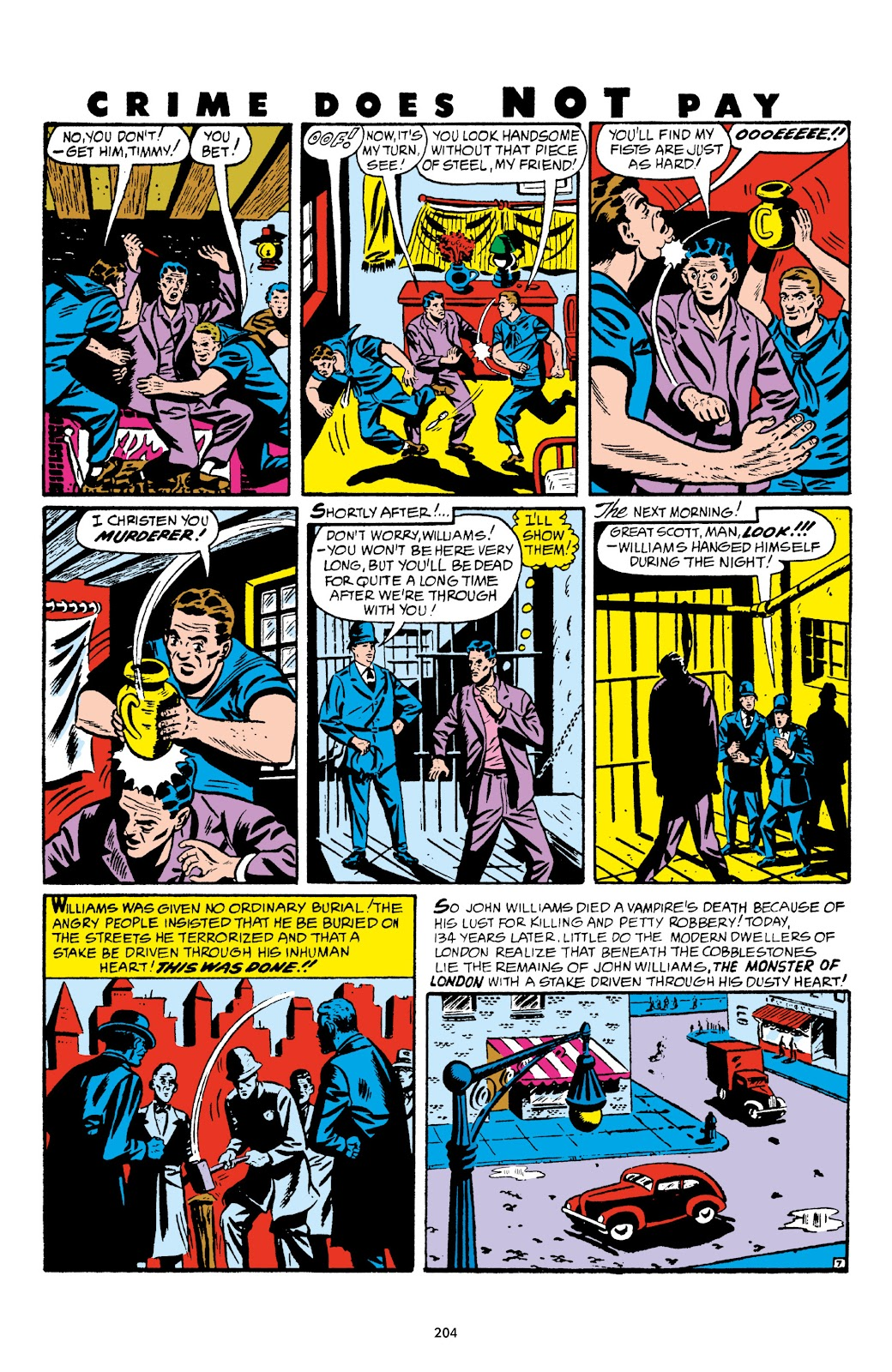 Read online Crime Does Not Pay Archives comic -  Issue # TPB 5 (Part 3) - 4