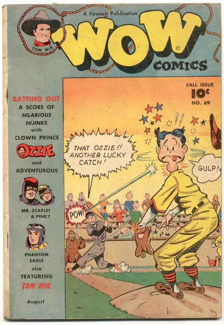 Wow Comics 69 Page 1