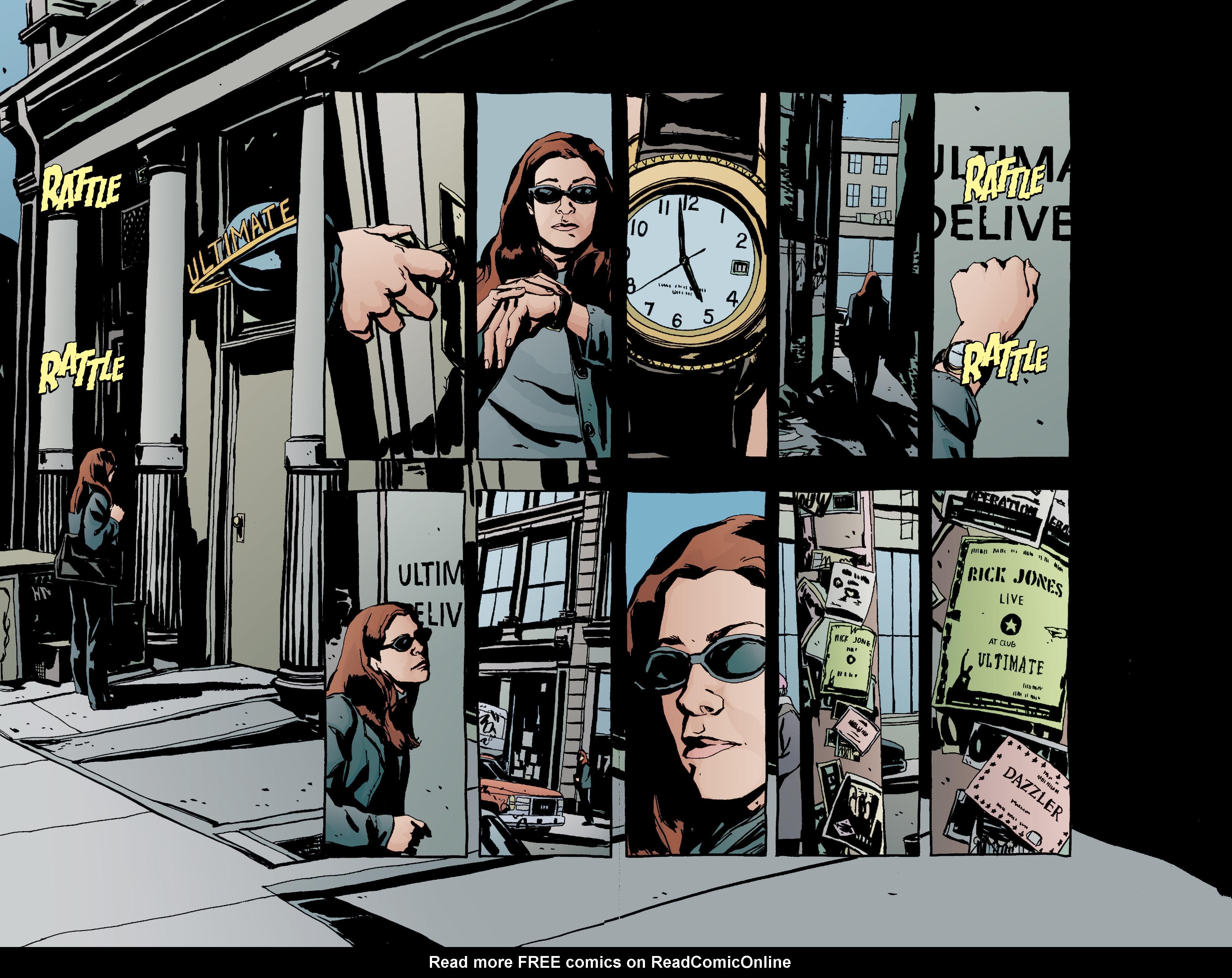 Read online Alias comic -  Issue #7 - 16