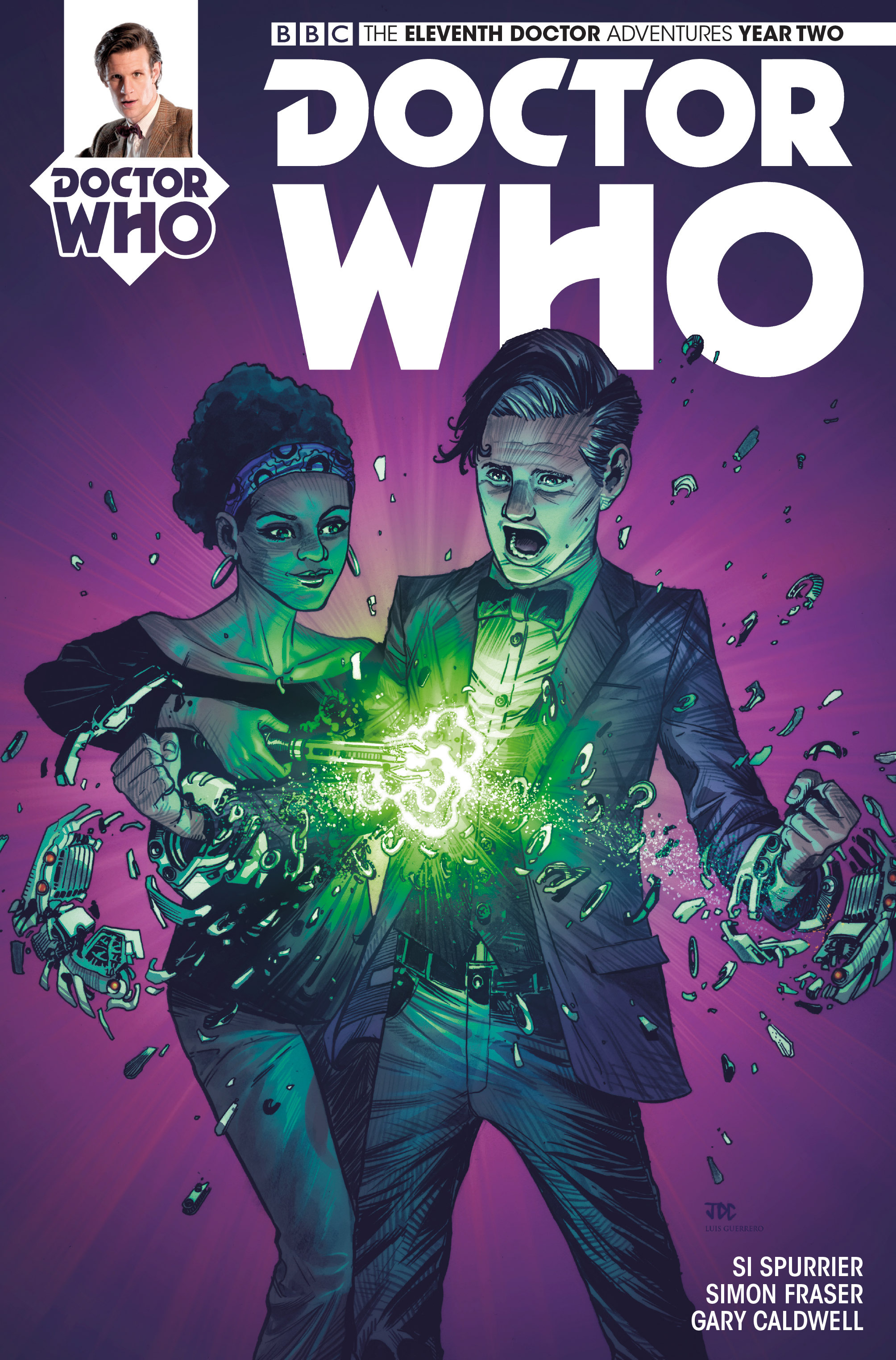 Doctor Who: The Eleventh Doctor Year Two 3 Page 1