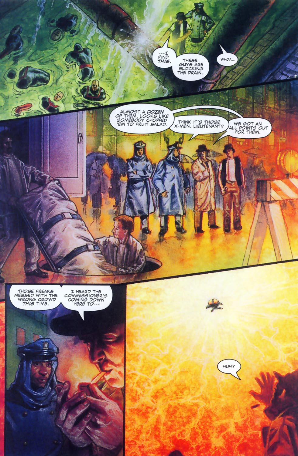 Read online Code of Honor comic -  Issue #2 - 31
