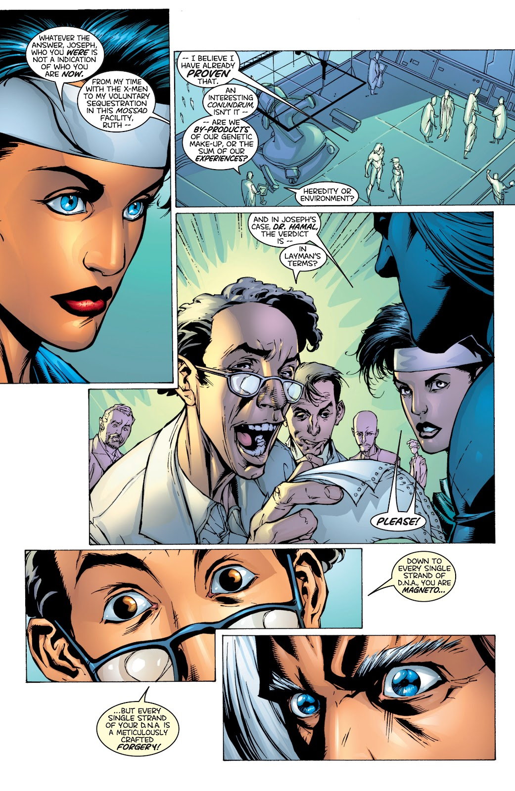 Uncanny X-Men (1963) issue 366 - Page 8