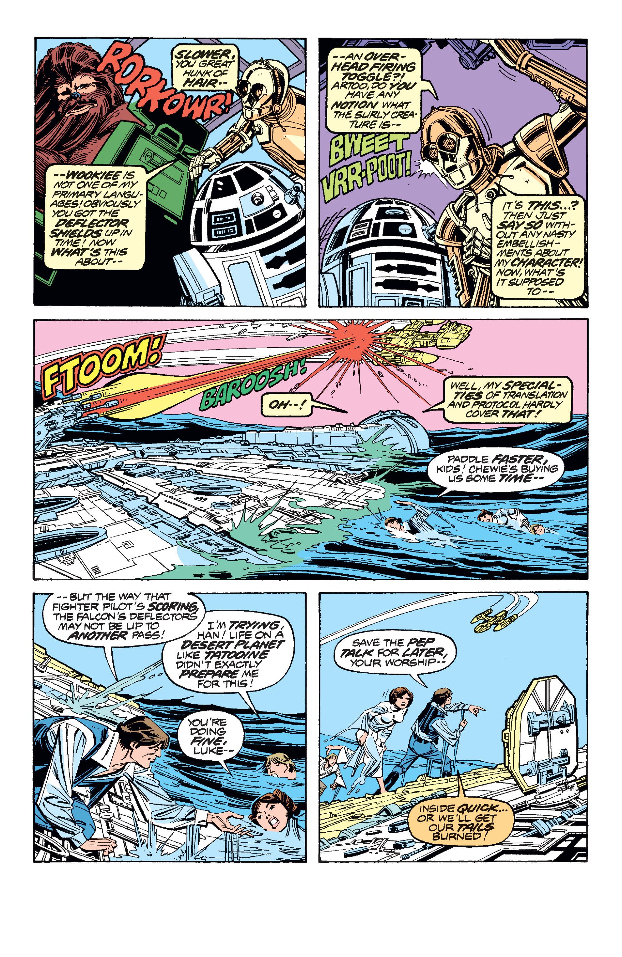 Read online Star Wars Omnibus comic -  Issue # Vol. 13 - 265