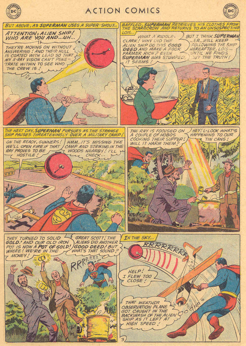 Read online Action Comics (1938) comic -  Issue #271 - 5