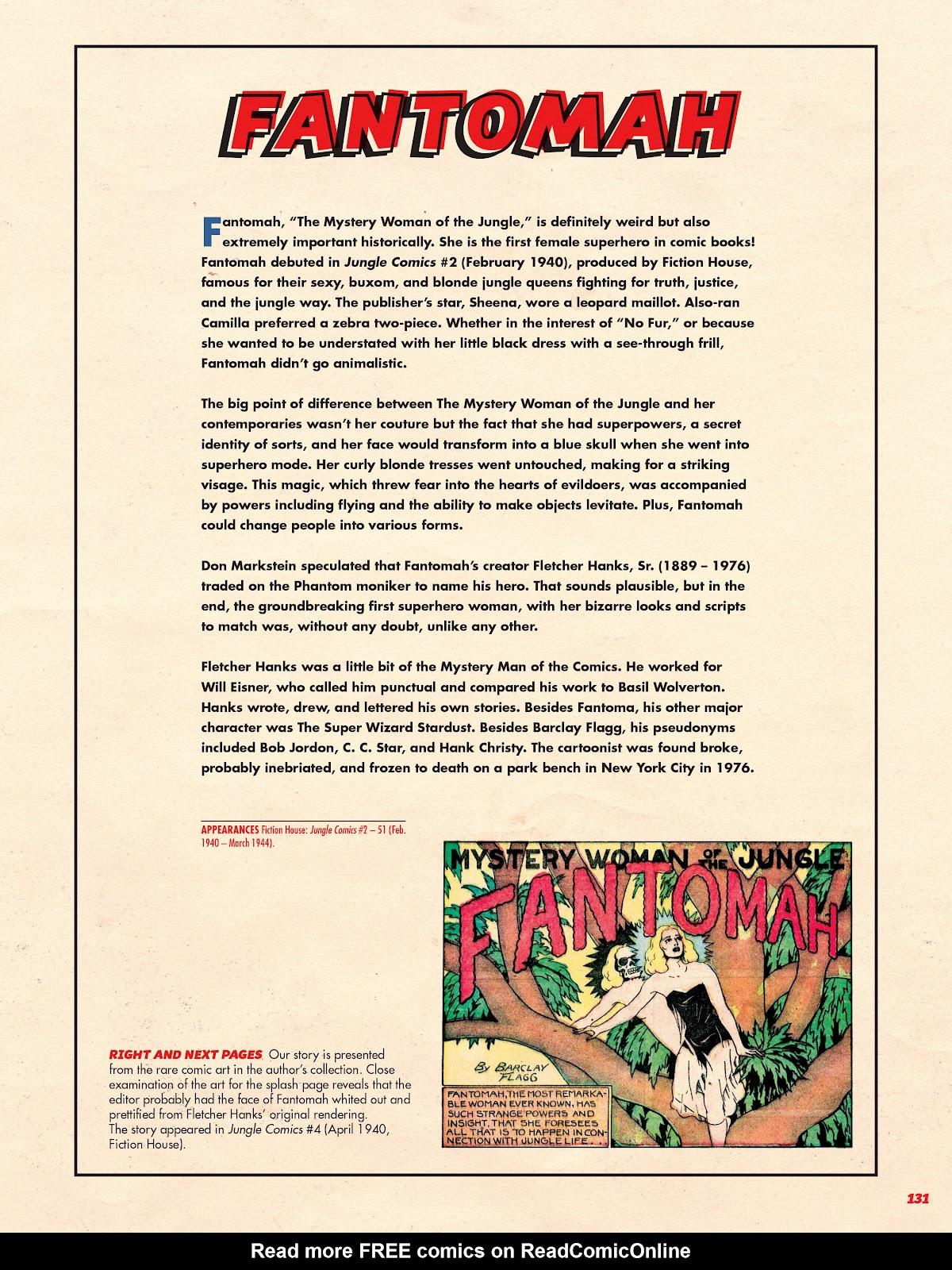 Read online Super Weird Heroes comic -  Issue # TPB 1 (Part 2) - 31