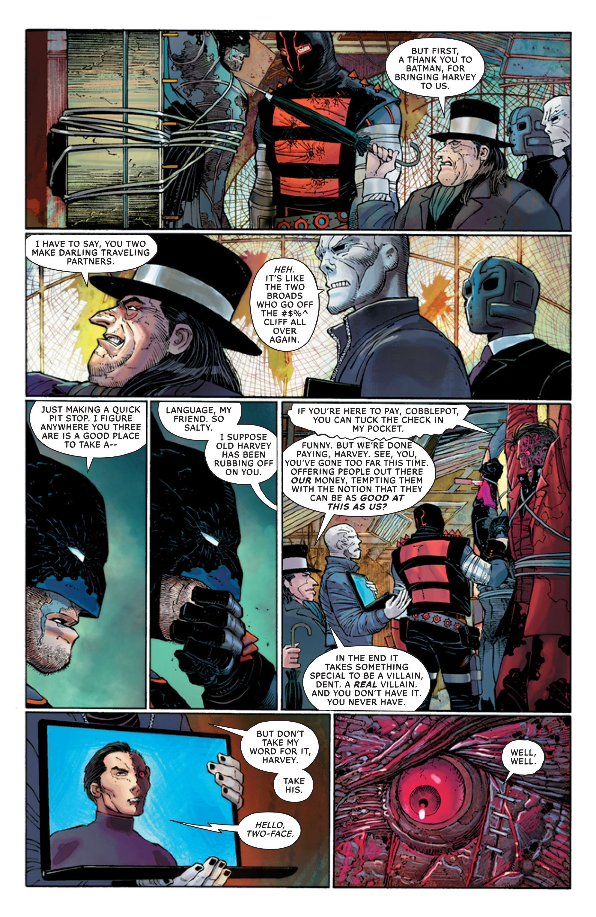 Read online All-Star Batman comic -  Issue #4 - 21