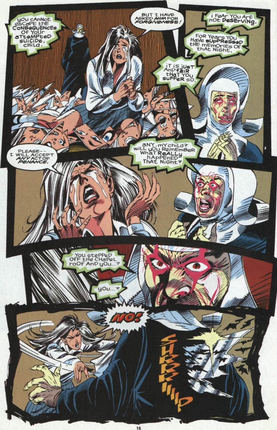 Read online Alpha Flight (1983) comic -  Issue #104 - 14