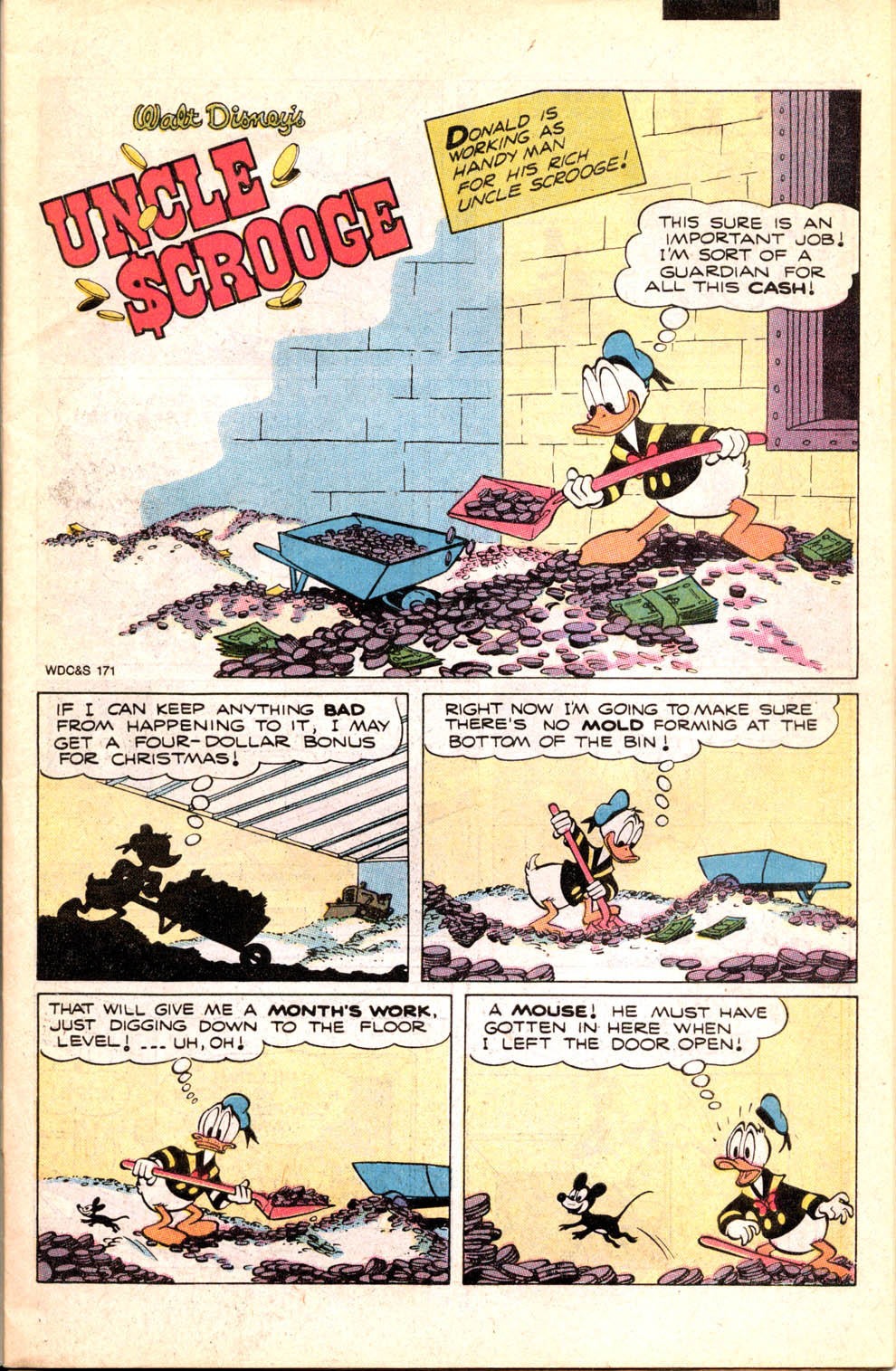 Read online Uncle Scrooge (1953) comic -  Issue #231 - 4