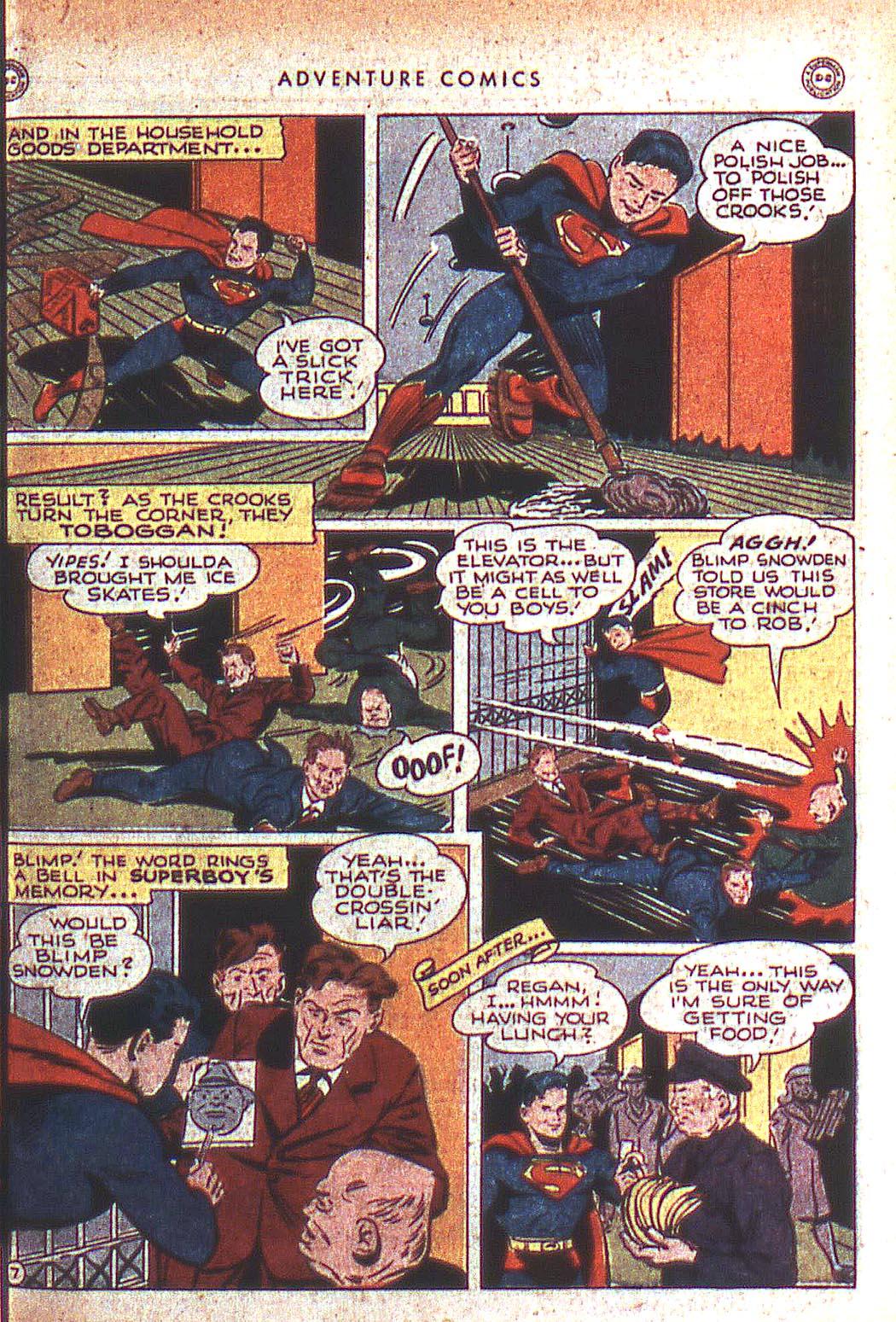 Read online Adventure Comics (1938) comic -  Issue #125 - 10