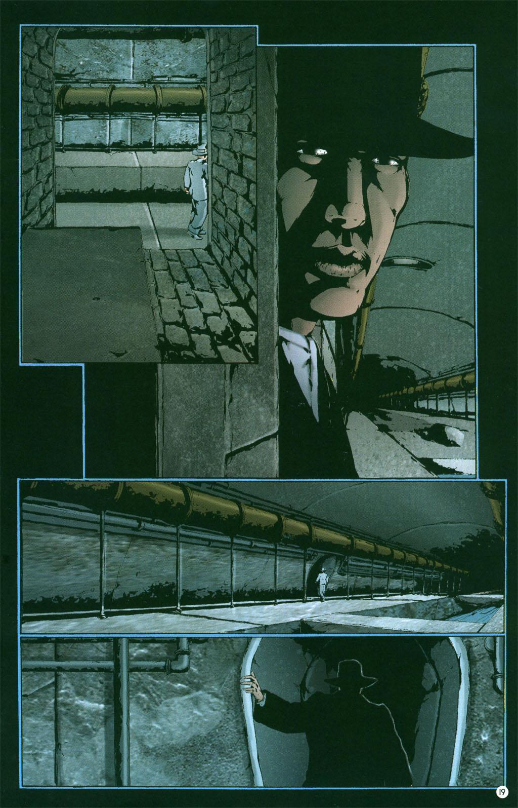 Read online Rex Mundi comic -  Issue #4 - 21
