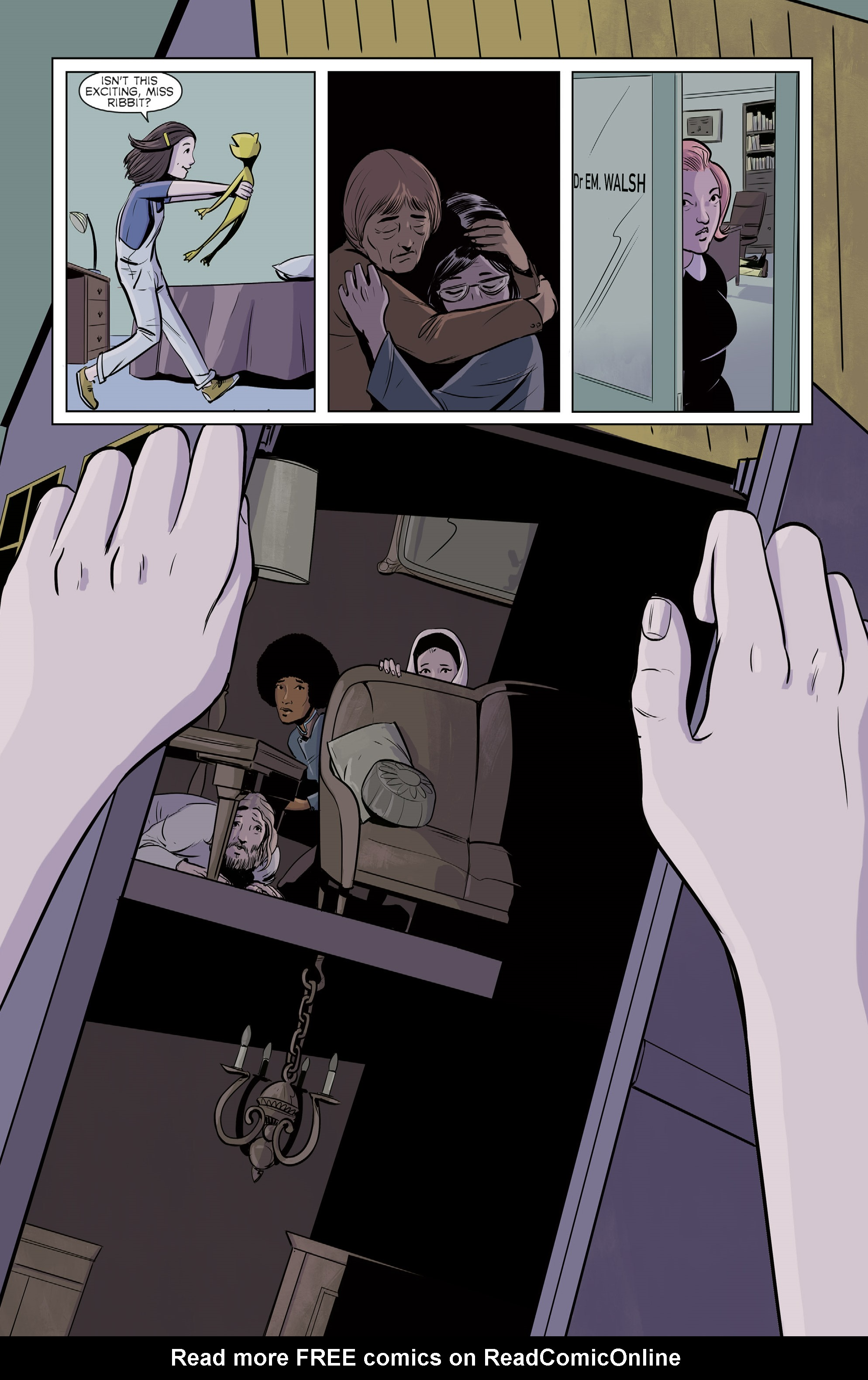 Read online Colossi comic -  Issue #2 - 24