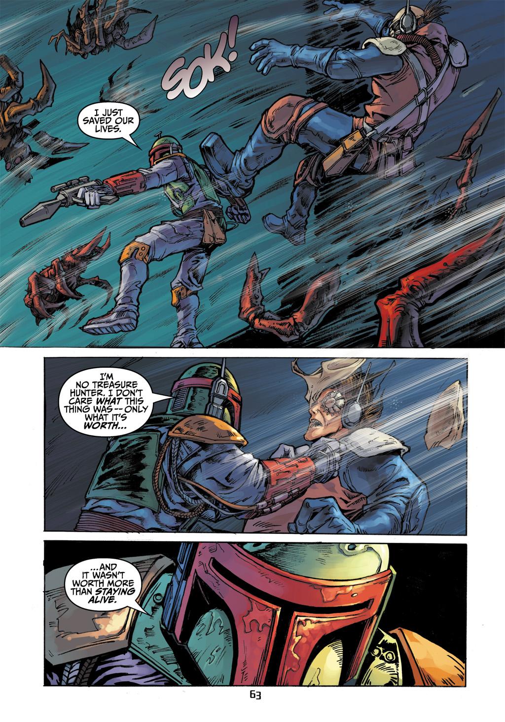 Read online Star Wars Omnibus comic -  Issue # Vol. 33 - 381