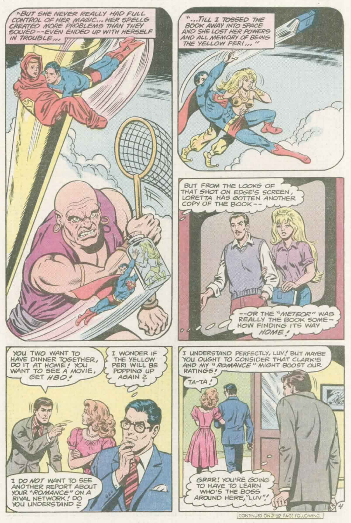 Read online Action Comics (1938) comic -  Issue #559 - 5