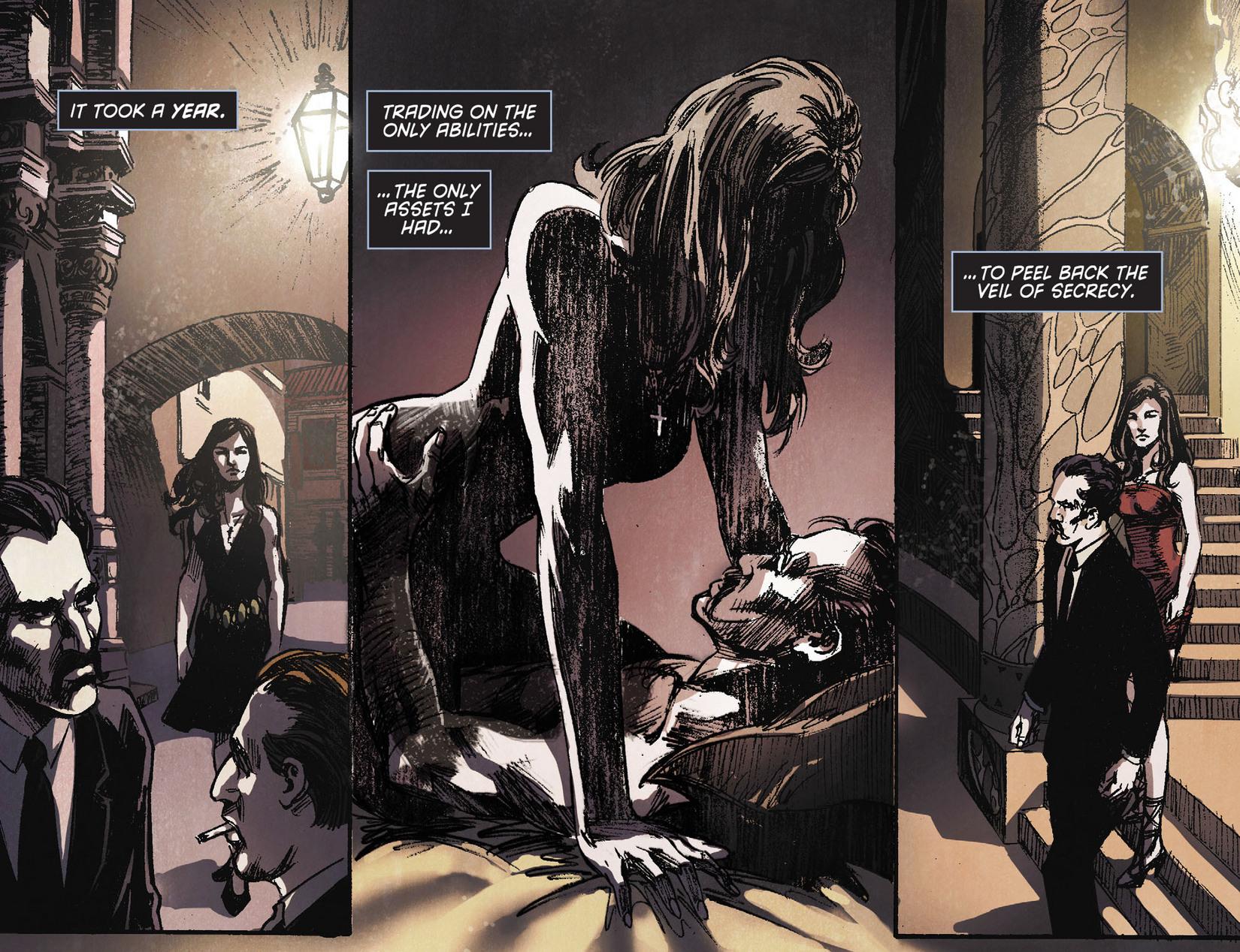 Read online Arrow [II] comic -  Issue #11 - 13