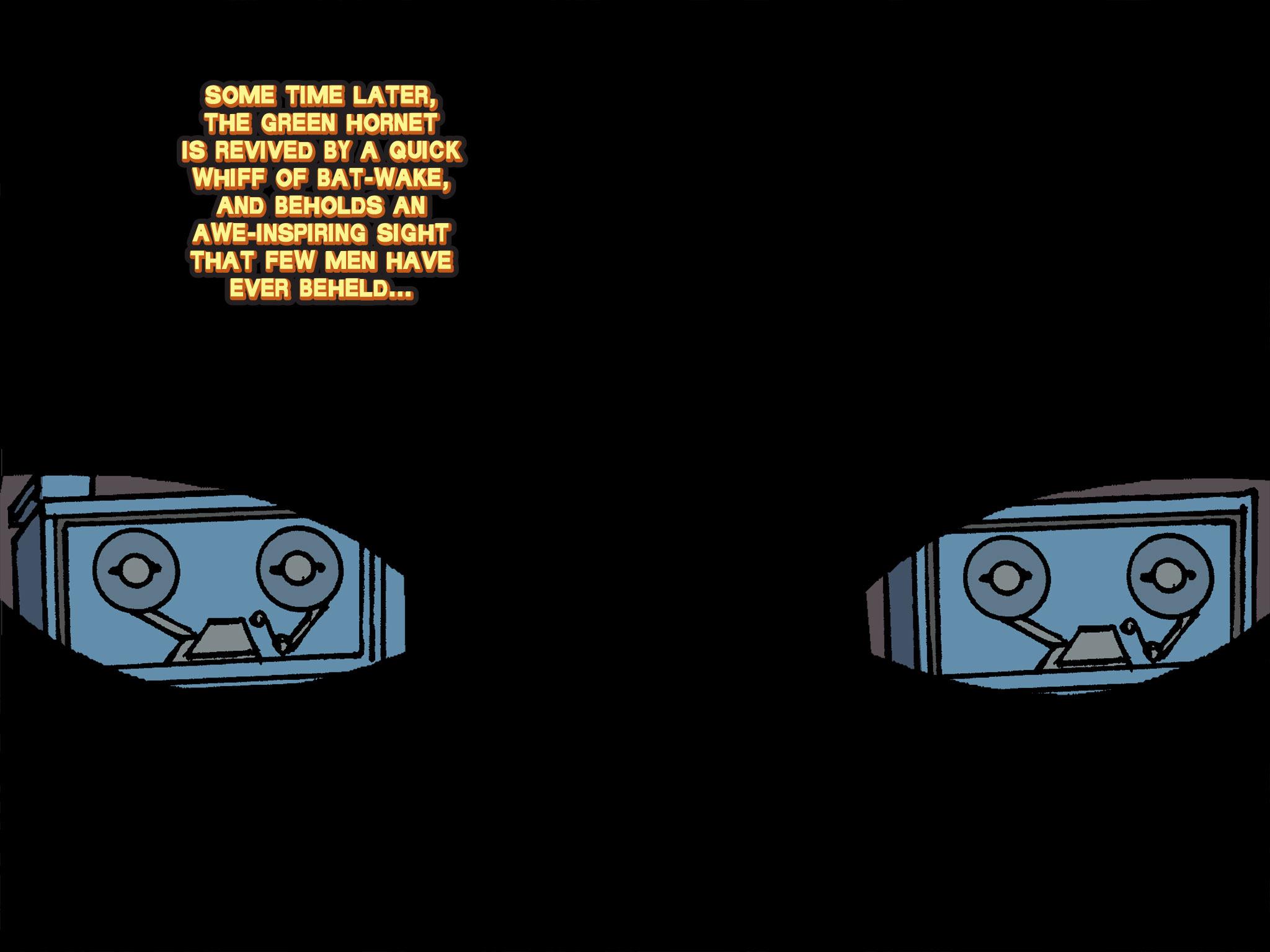 Read online Batman '66 Meets the Green Hornet [II] comic -  Issue #5 - 46