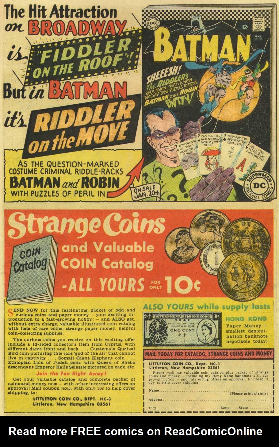 Aquaman (1962) Issue #26 #26 - English 27
