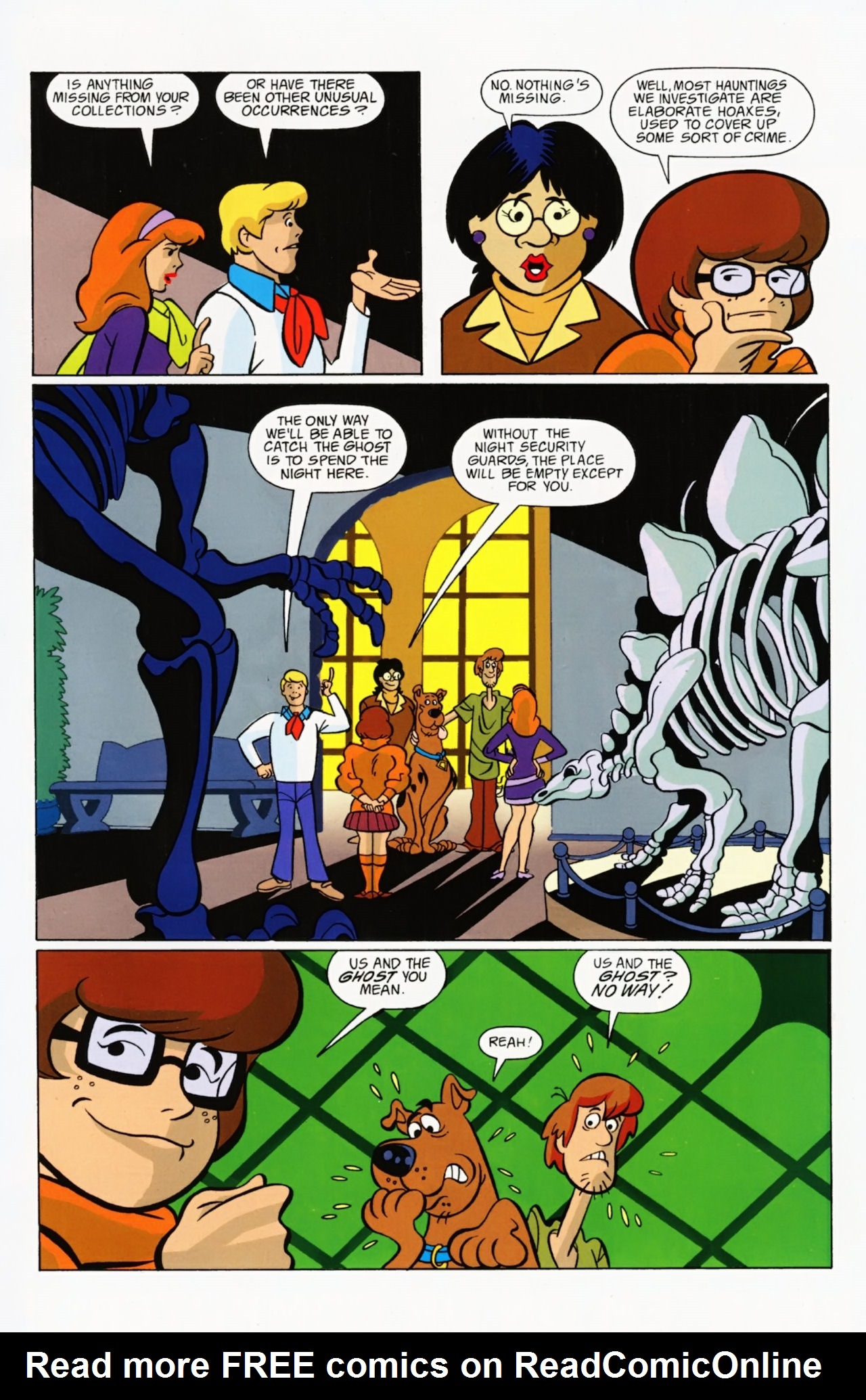 Read online Scooby-Doo: Where Are You? comic -  Issue #9 - 23