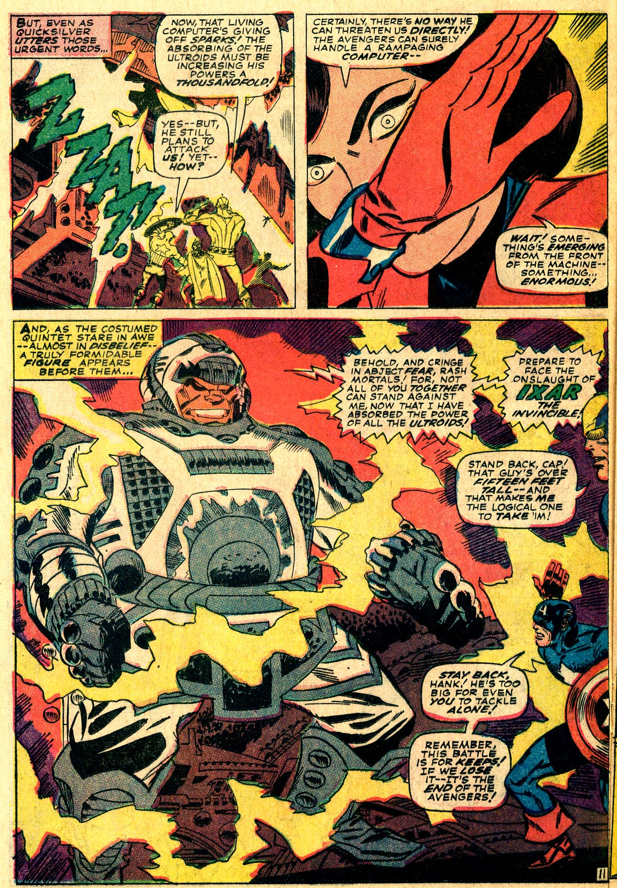 The Avengers (1963) 37 Page 15