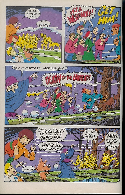 Read online Scooby-Doo (1995) comic -  Issue #9 - 6