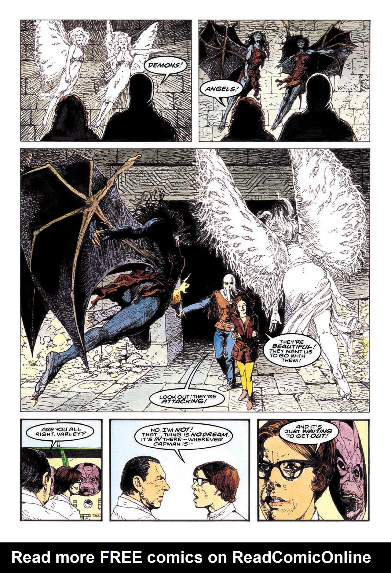 Read online Mazeworld comic -  Issue # TPB - 150