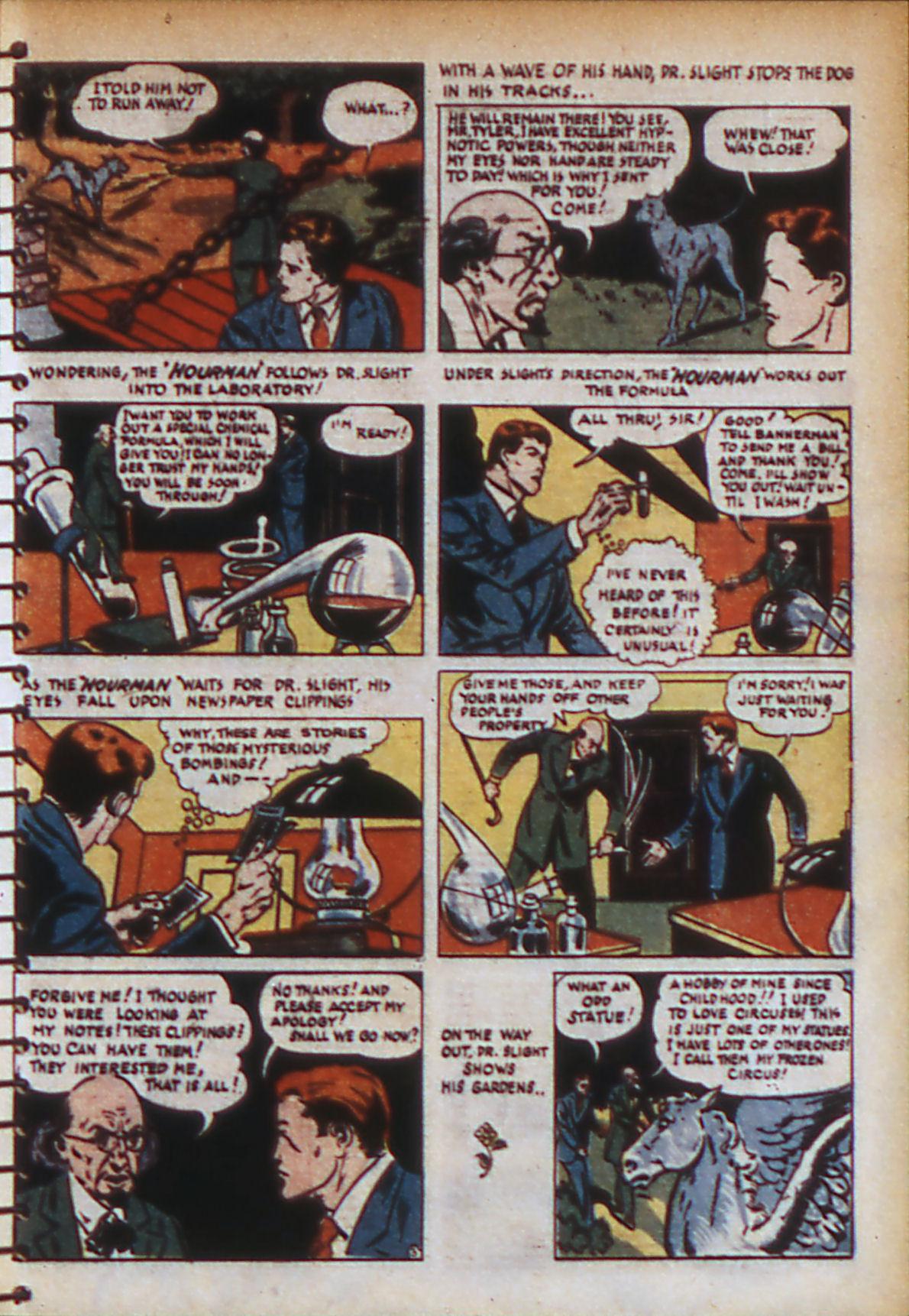 Read online Adventure Comics (1938) comic -  Issue #56 - 6