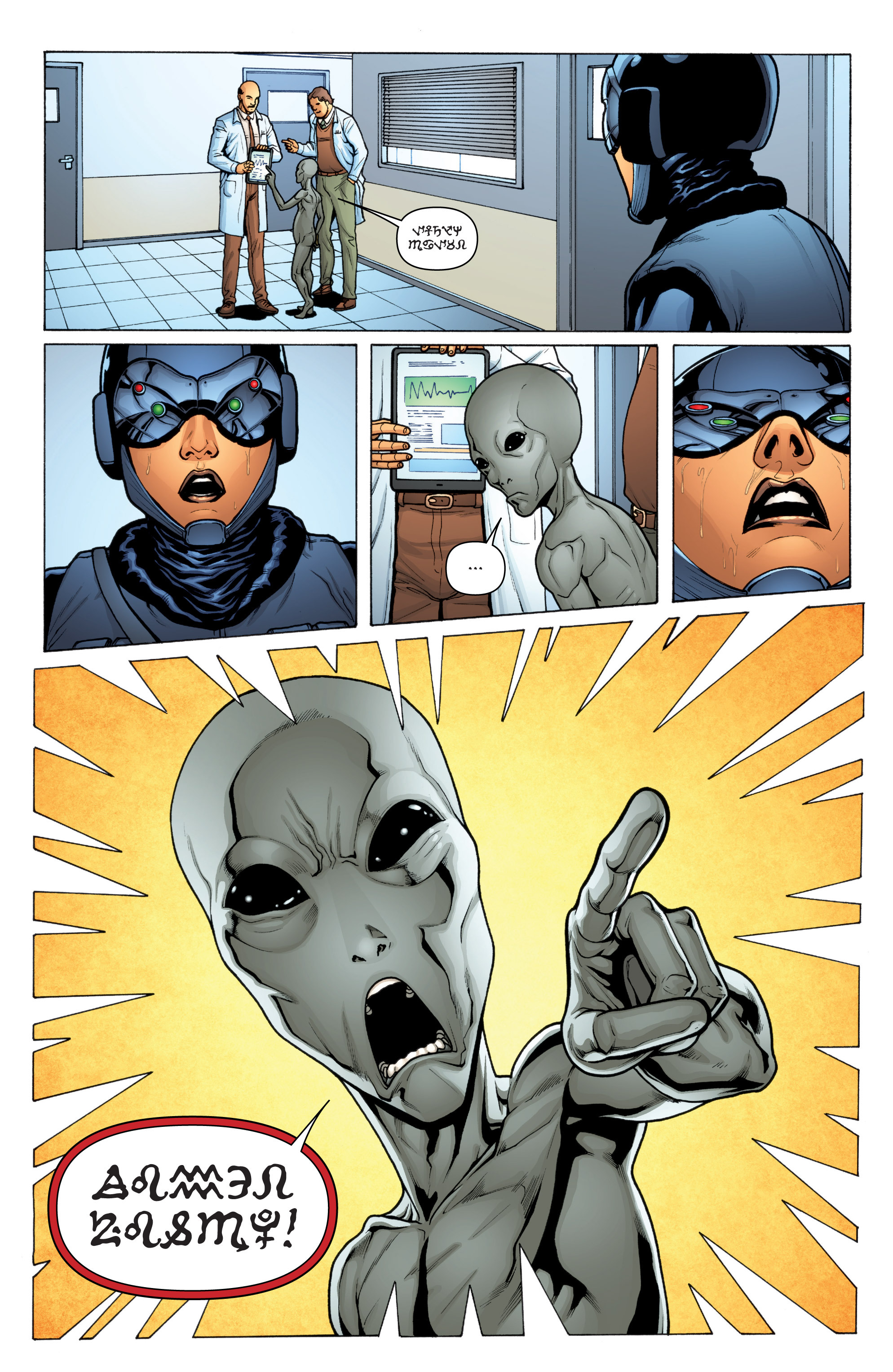 Read online Archer and Armstrong comic -  Issue #Archer and Armstrong _TPB 3 - 40