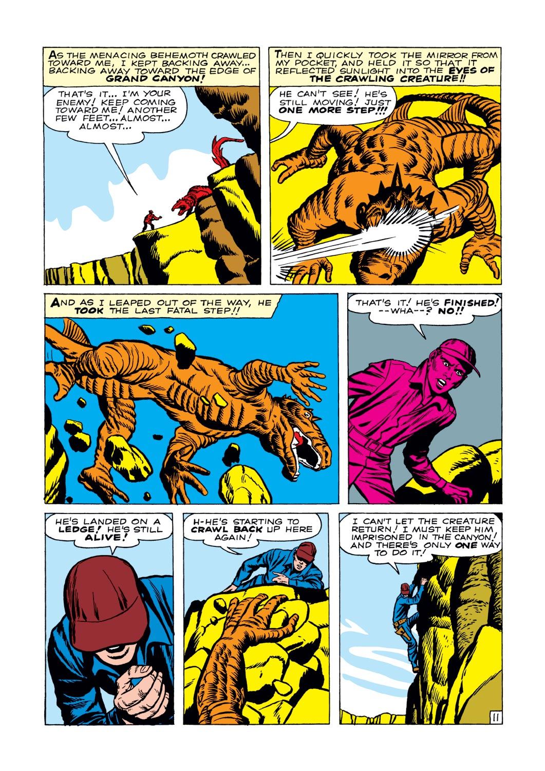 Tales to Astonish (1959) issue 22 - Page 13
