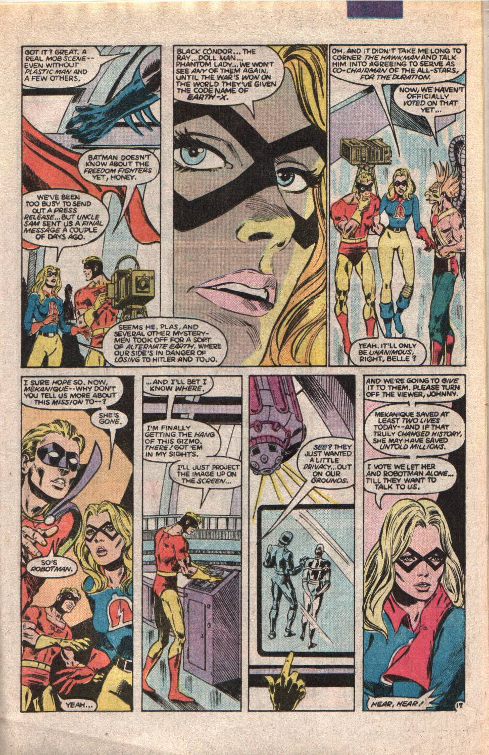 Read online All-Star Squadron comic -  Issue #60 - 25