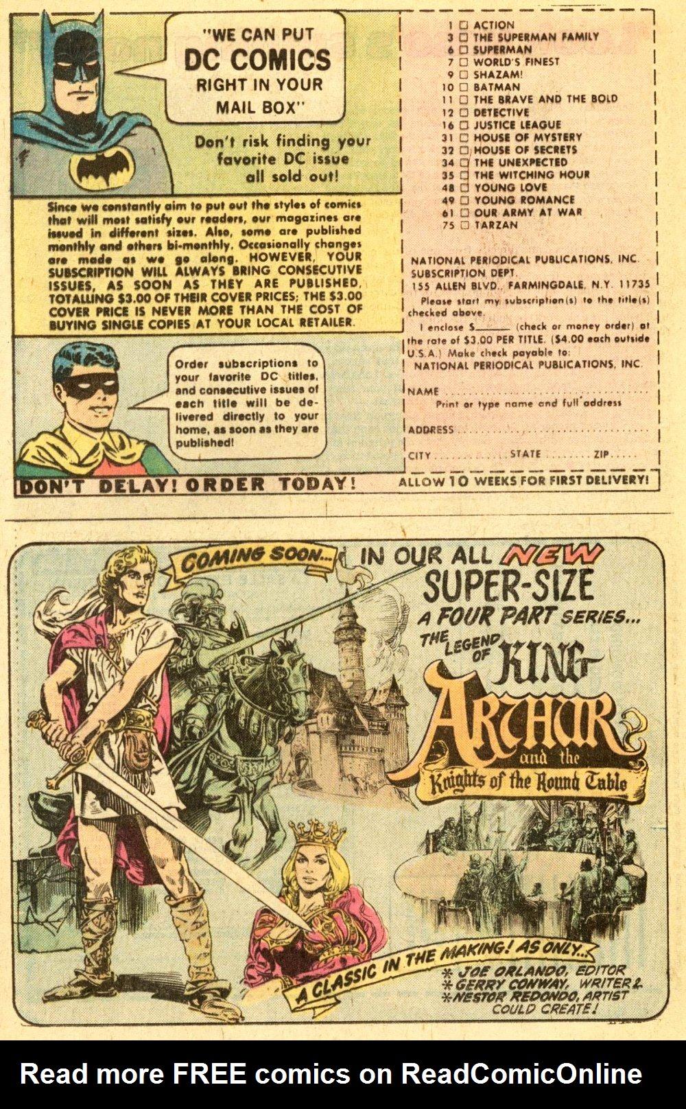 Read online Plop! comic -  Issue #16 - 30