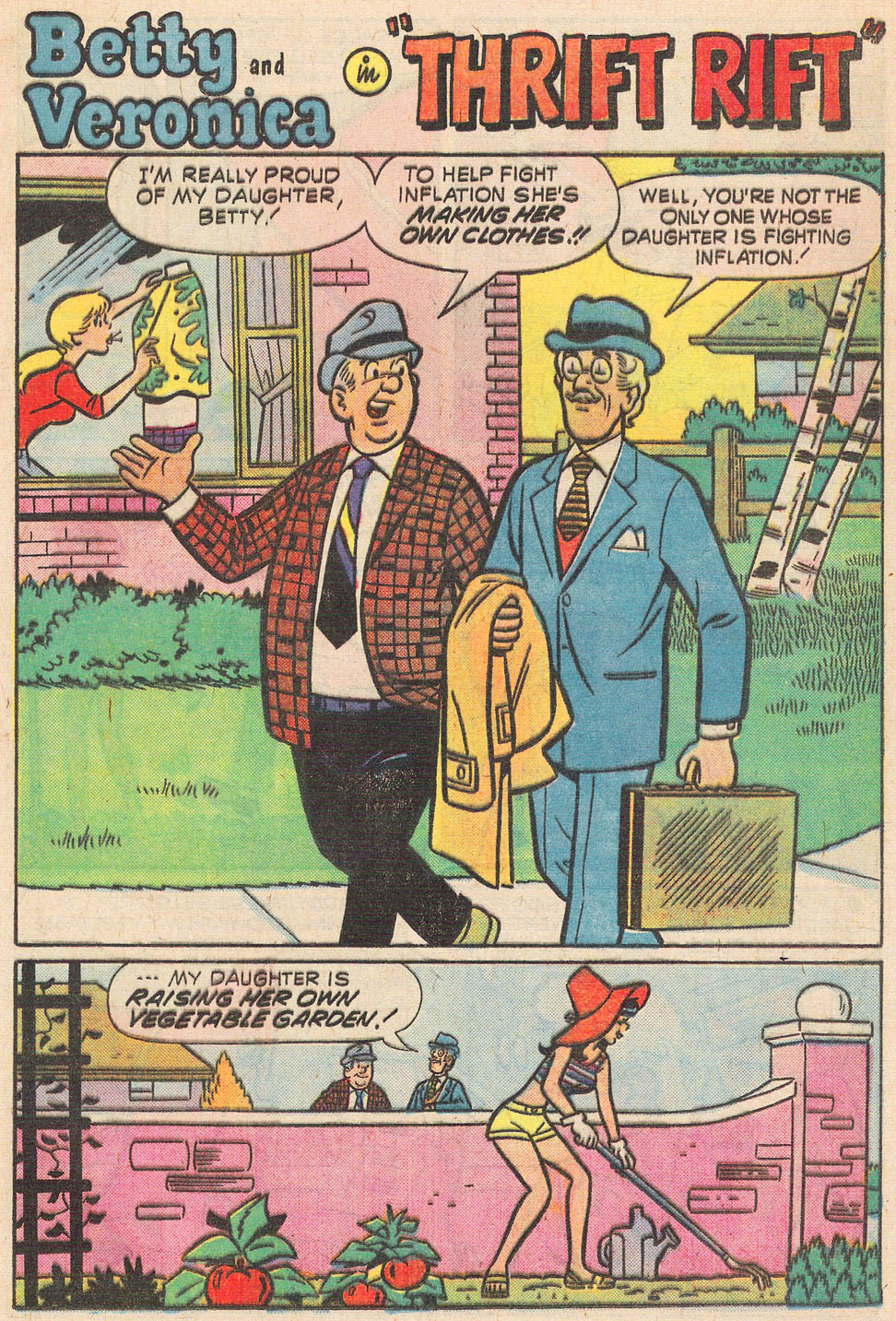 Read online Archie's Girls Betty and Veronica comic -  Issue #237 - 13