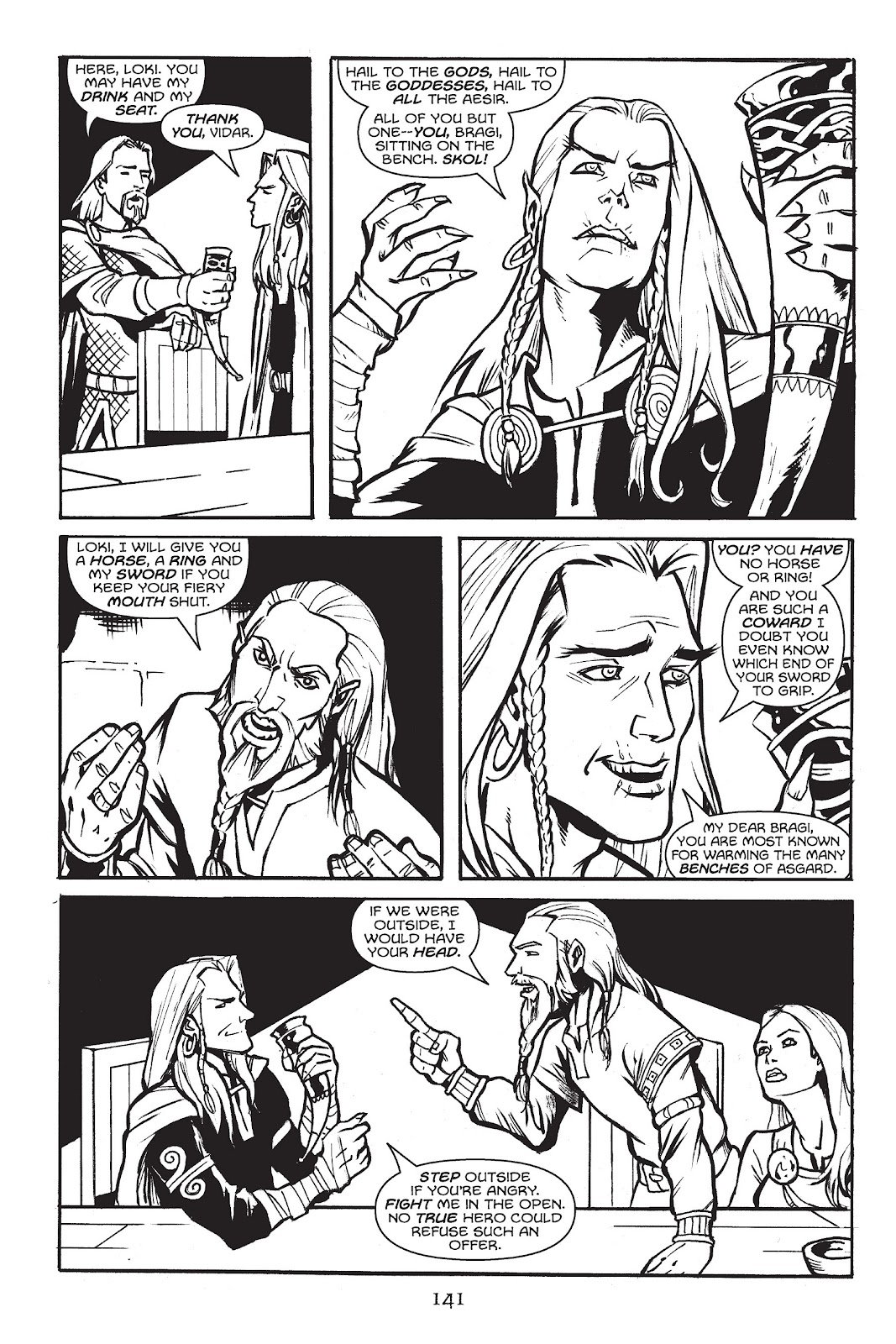 Read online Gods of Asgard comic -  Issue # TPB (Part 2) - 43