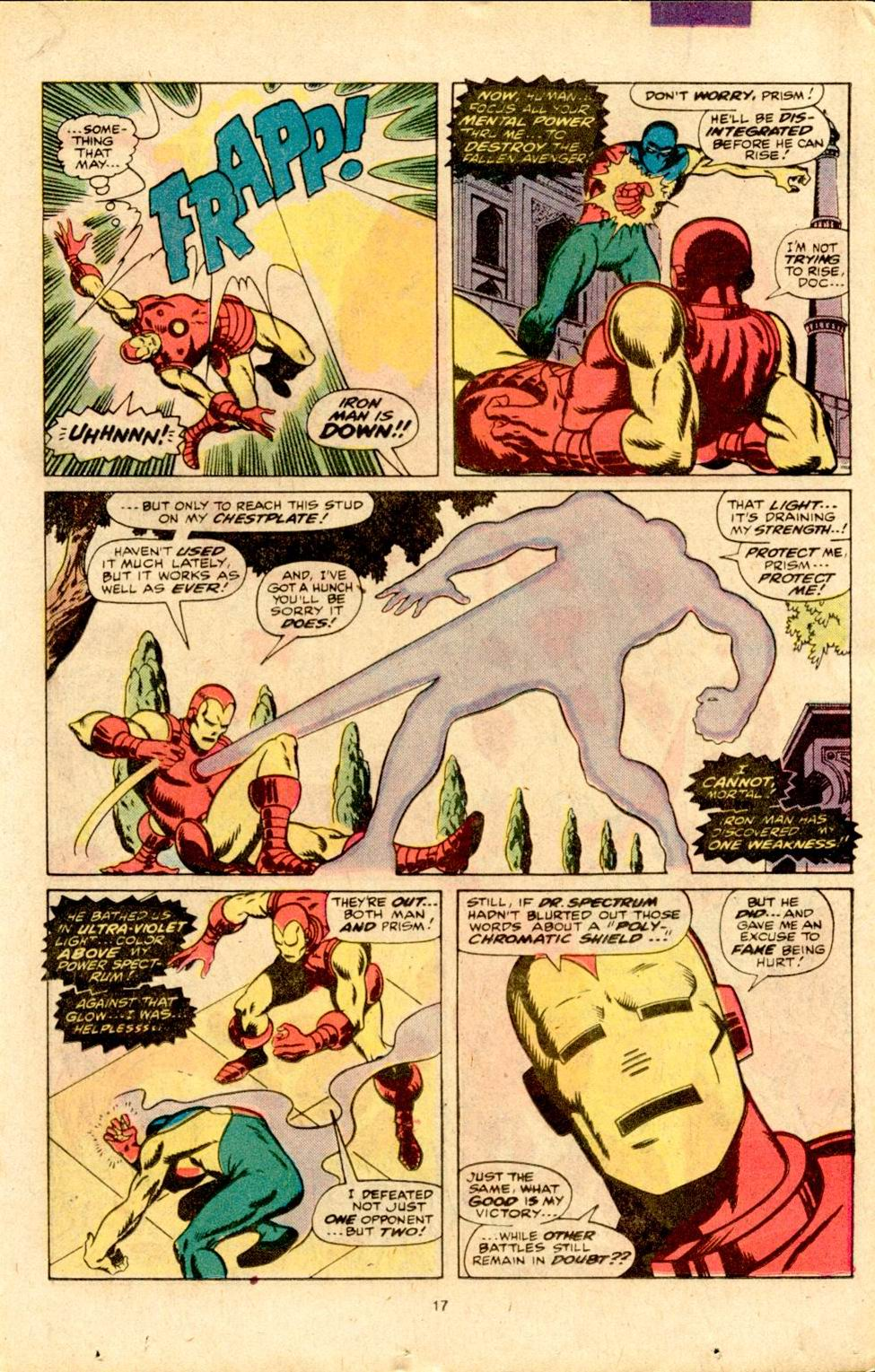 The Avengers (1963) 70 Page 13