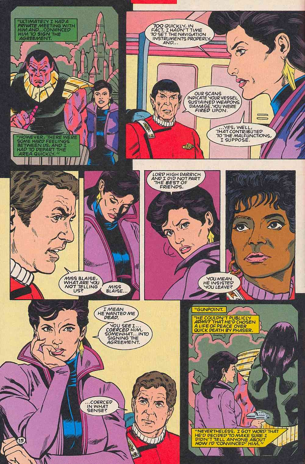 Read online Star Trek (1989) comic -  Issue # _Special 1 - 20