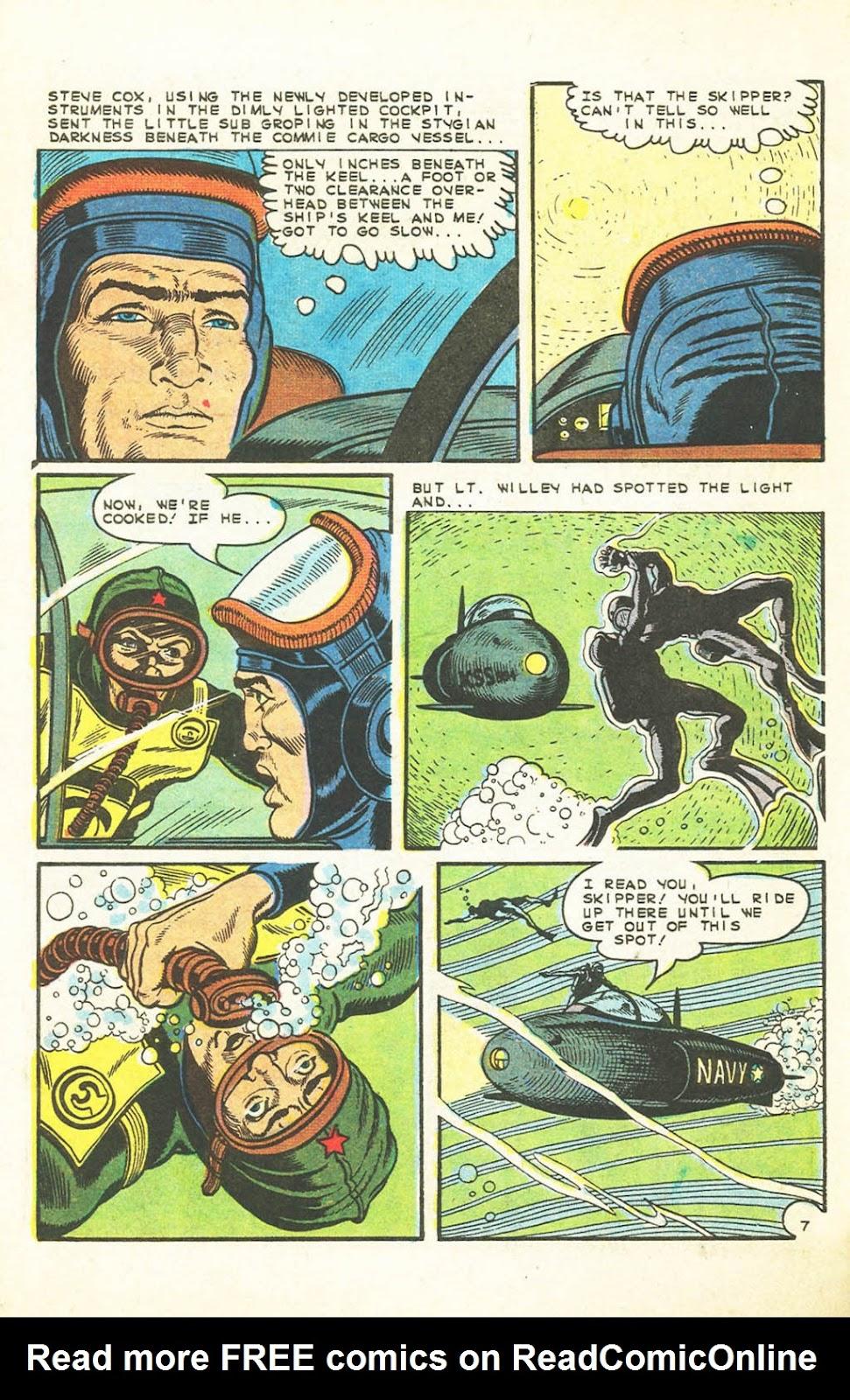 Read online Fightin' Navy comic -  Issue #128 - 8
