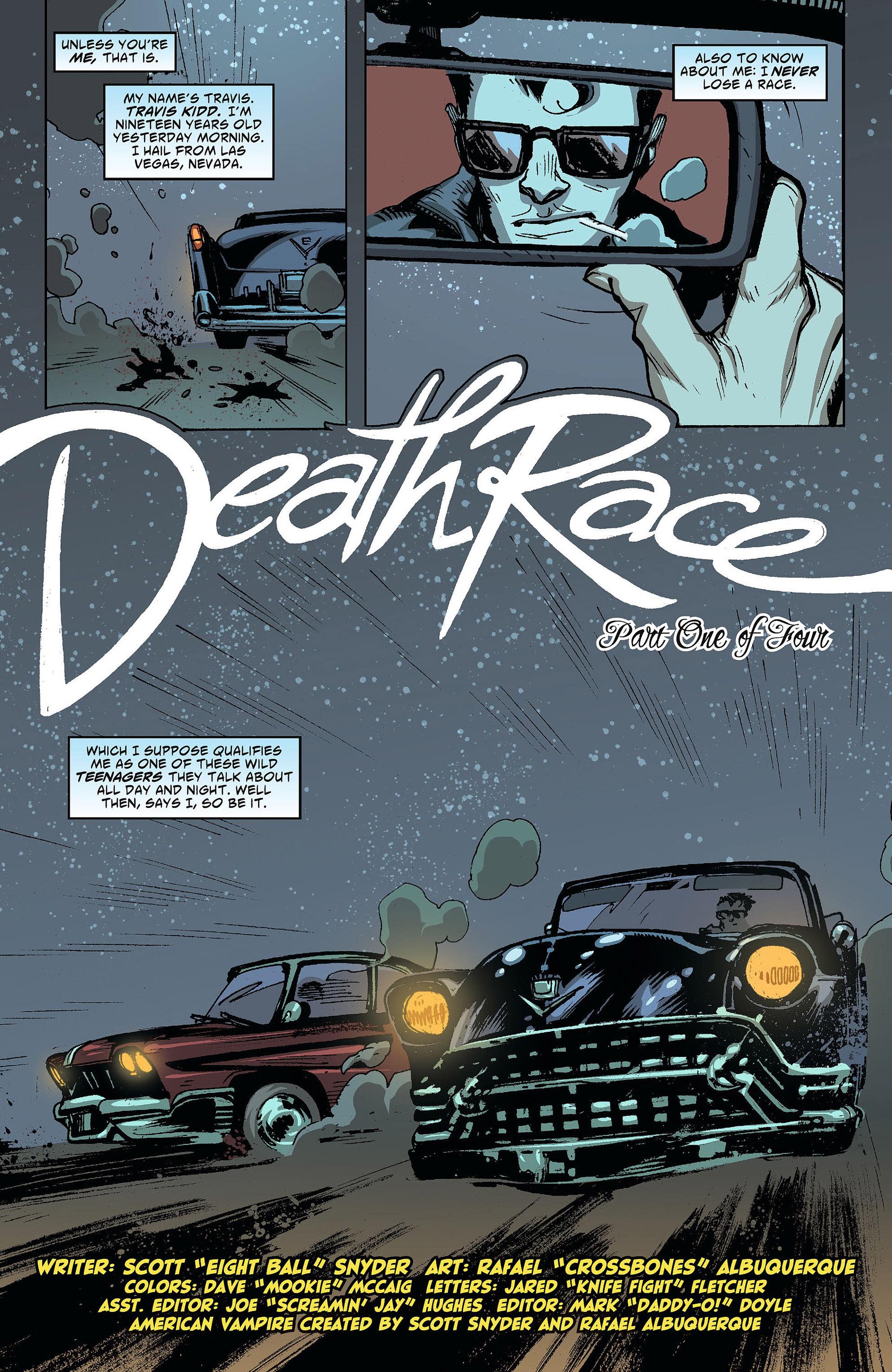 Read online American Vampire comic -  Issue #22 - 3