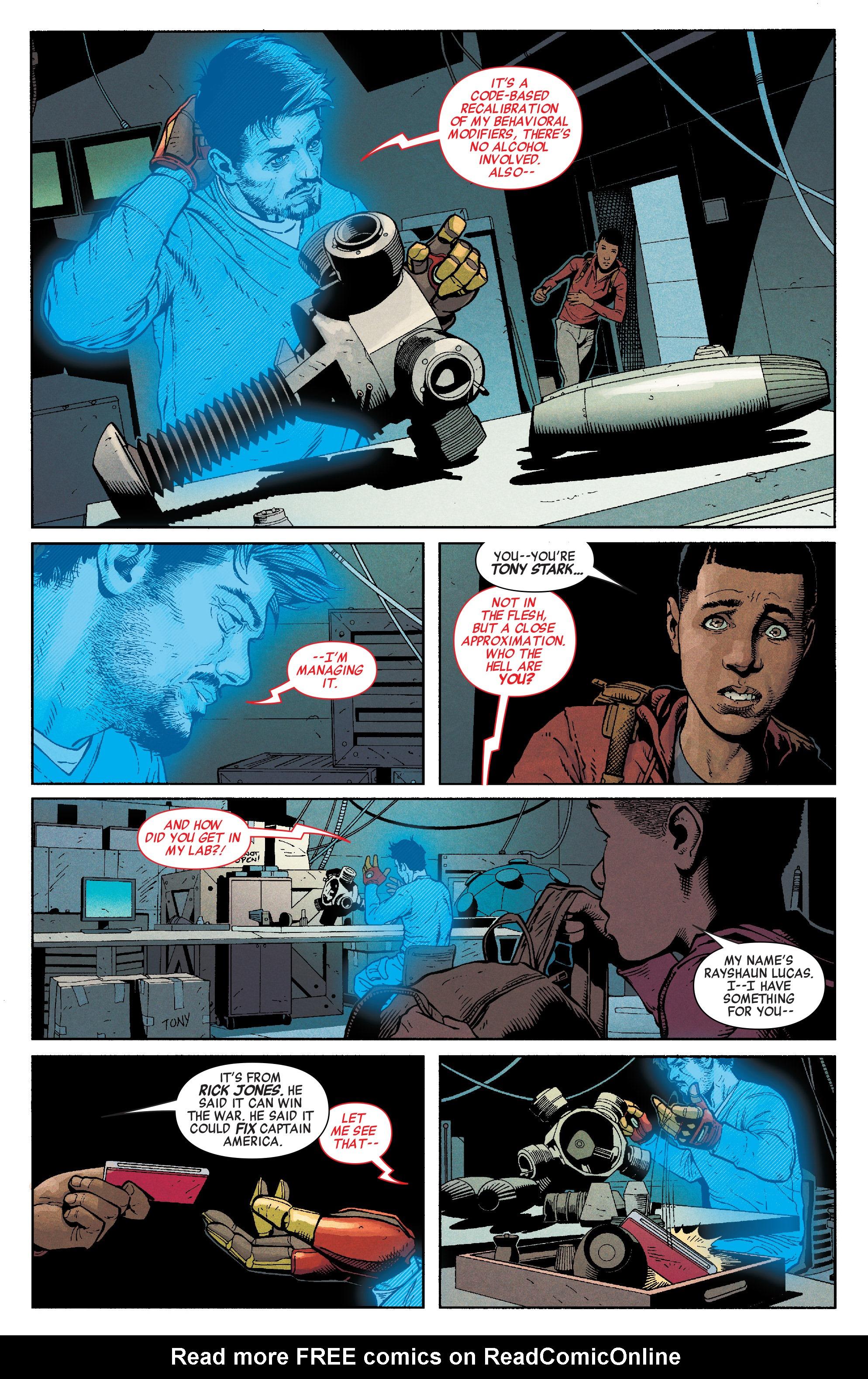 Read online Secret Empire comic -  Issue #1 - 31