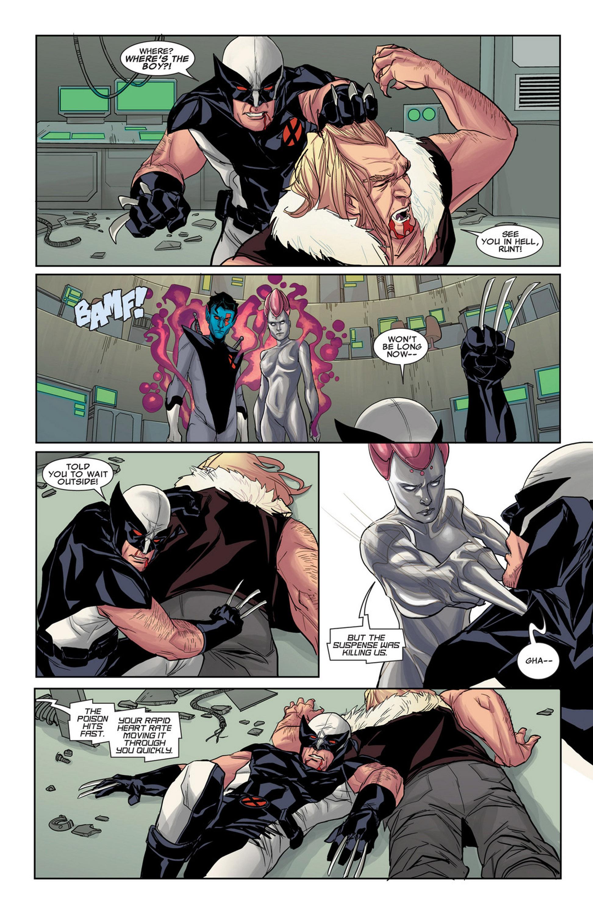 Uncanny X-Force (2010) #32 #34 - English 25