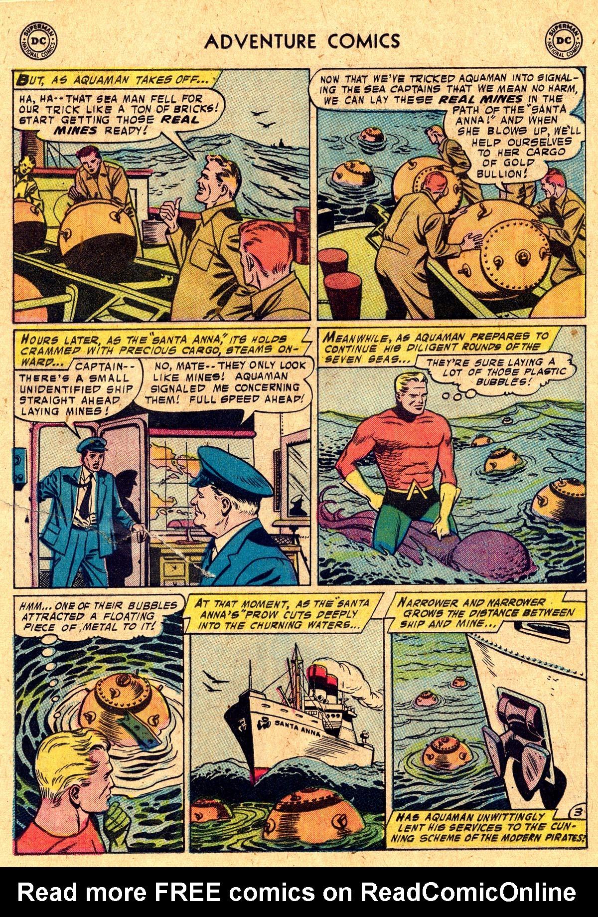Read online Adventure Comics (1938) comic -  Issue #238 - 20