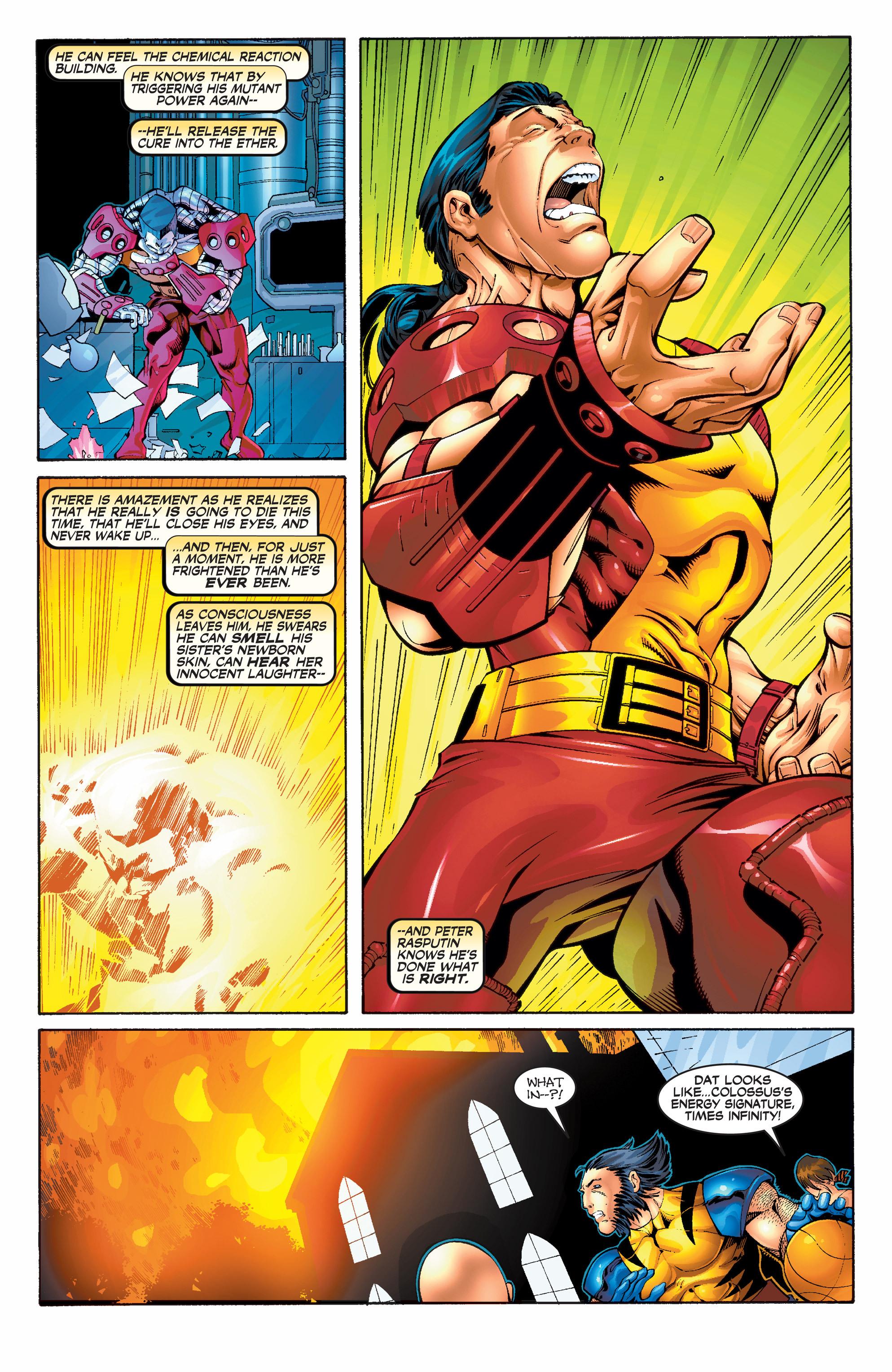 Read online Uncanny X-Men (1963) comic -  Issue #390 - 18
